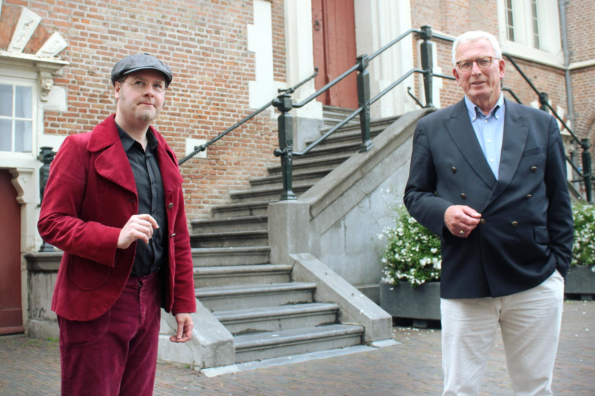 Virtuele stadswandelingen door Haarlem uitgebreid met historische speurtochten [video]