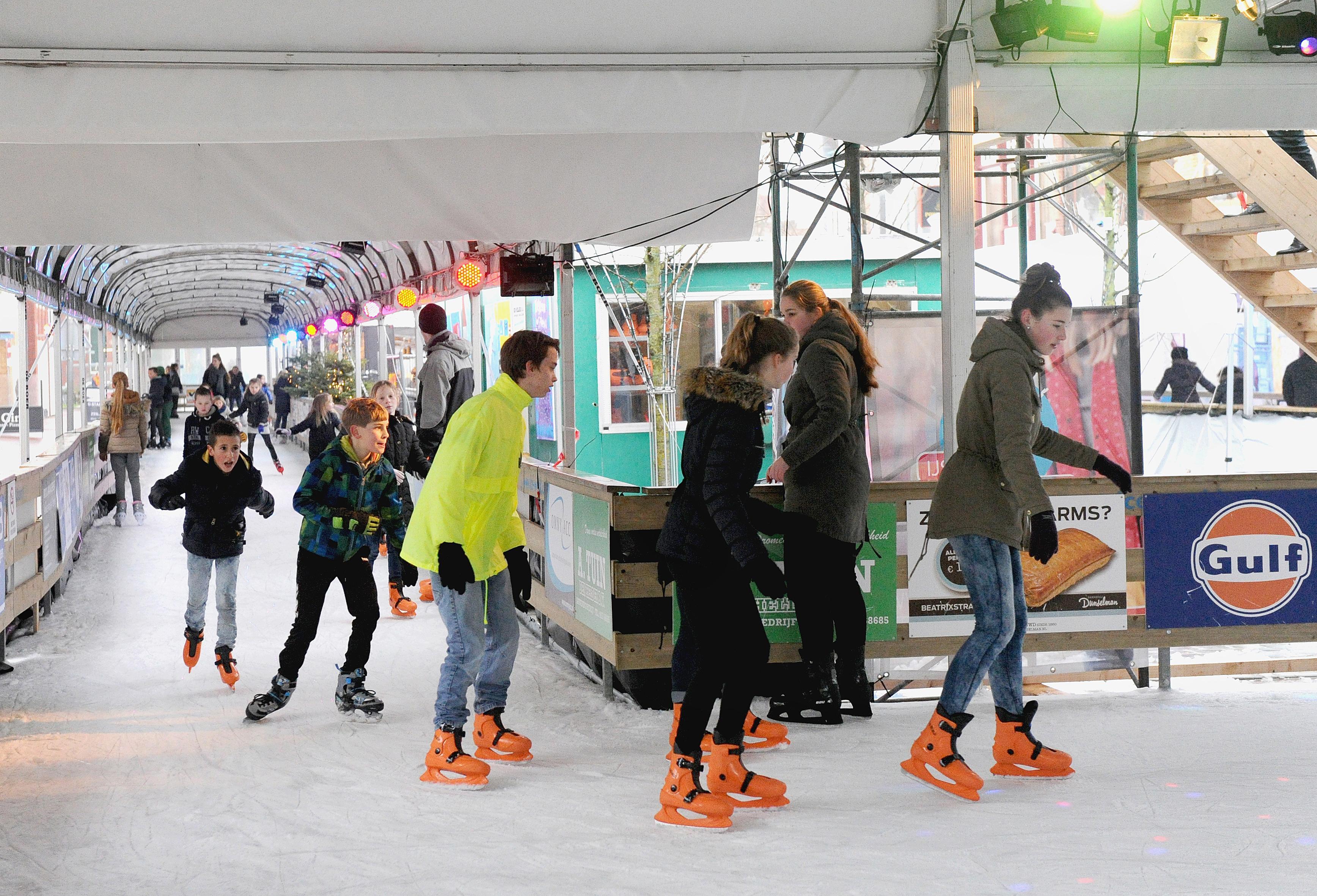 Een verhuizing van de ijsbaan naar Willemsoord, de Helderse PvdA-fractie ziet het helemaal zitten