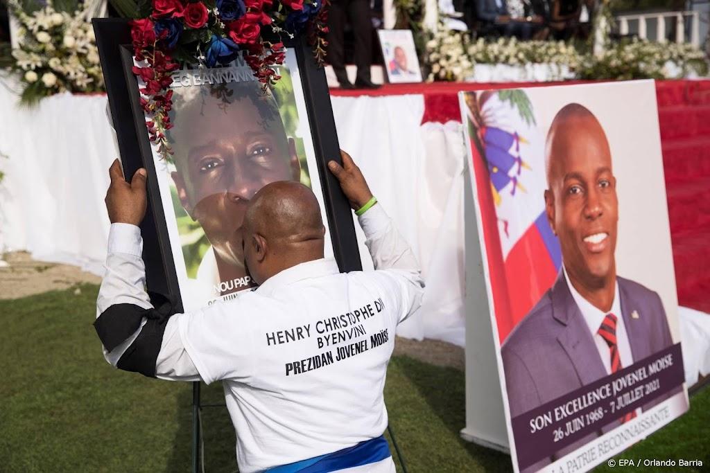 Beveiligingschef vermoorde president Haïti gearresteerd
