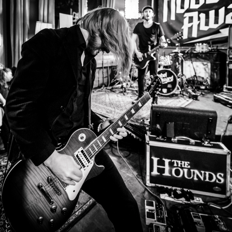 Rainy Heart van The Hounds, speciaal voor Blue Monday
