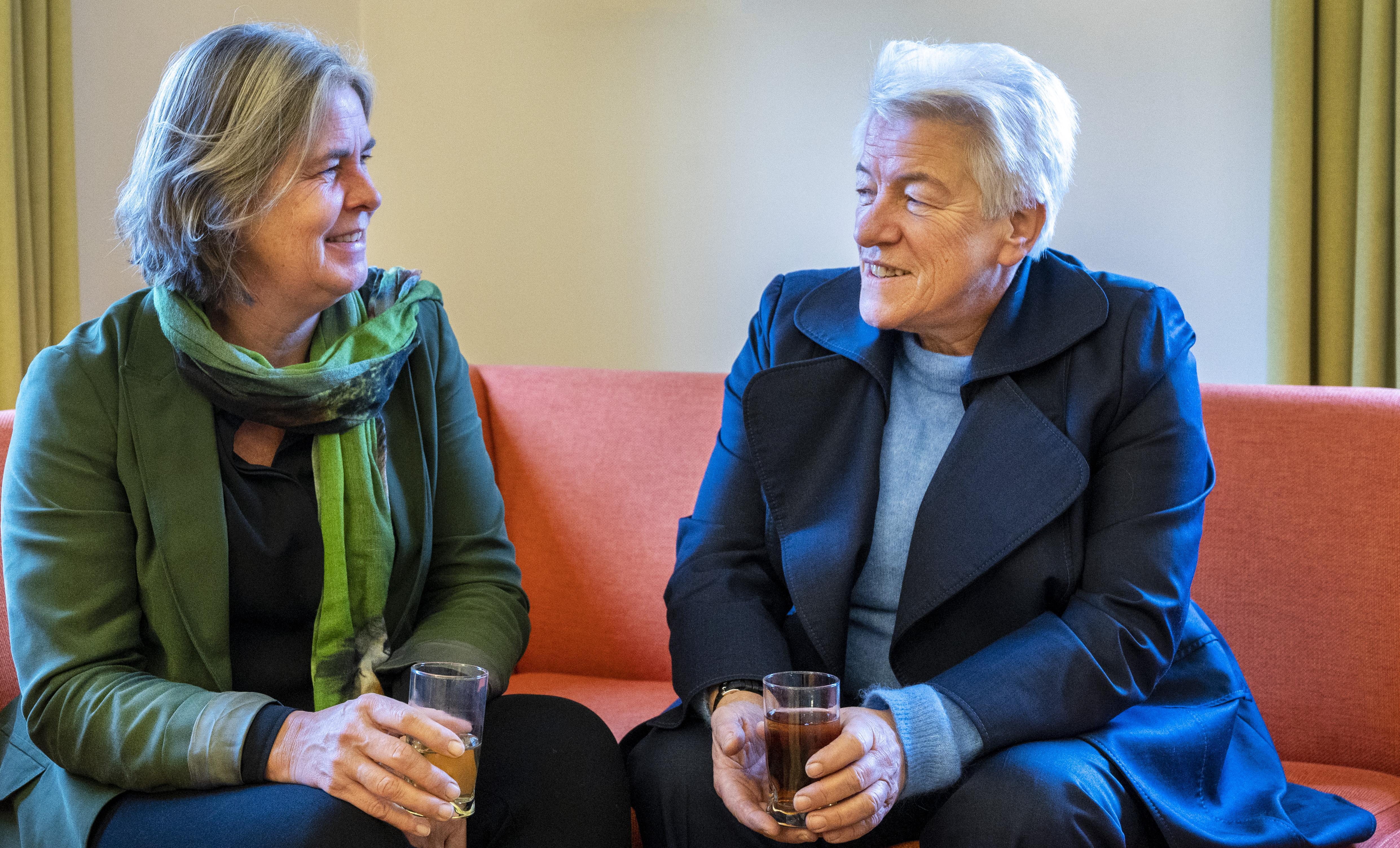 Heemsteedse burgemeester Astrid Nienhuis over het geringe aantal vrouwelijke gemeentebestuurders: 'Als we niets doen, verandert er niets'