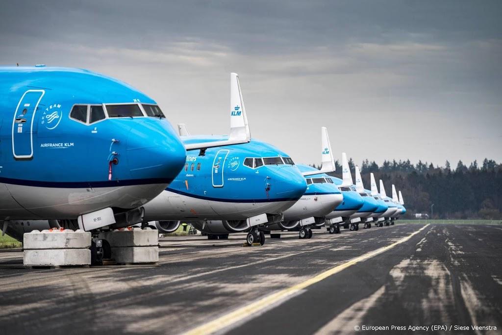 KLM-vliegtuig keert terug wegens verhoging gezagvoerder
