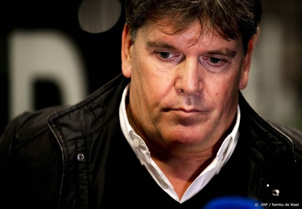 Oud-presentator Frank Masmeijer blijft voorlopig in Belgische cel