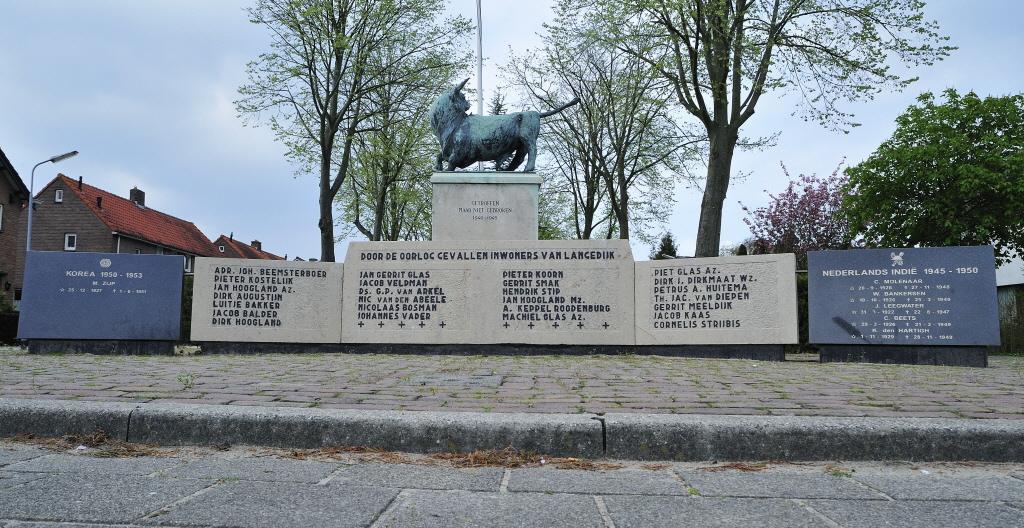 Fietstocht langs zeventien oorlogsplekken in Langedijk