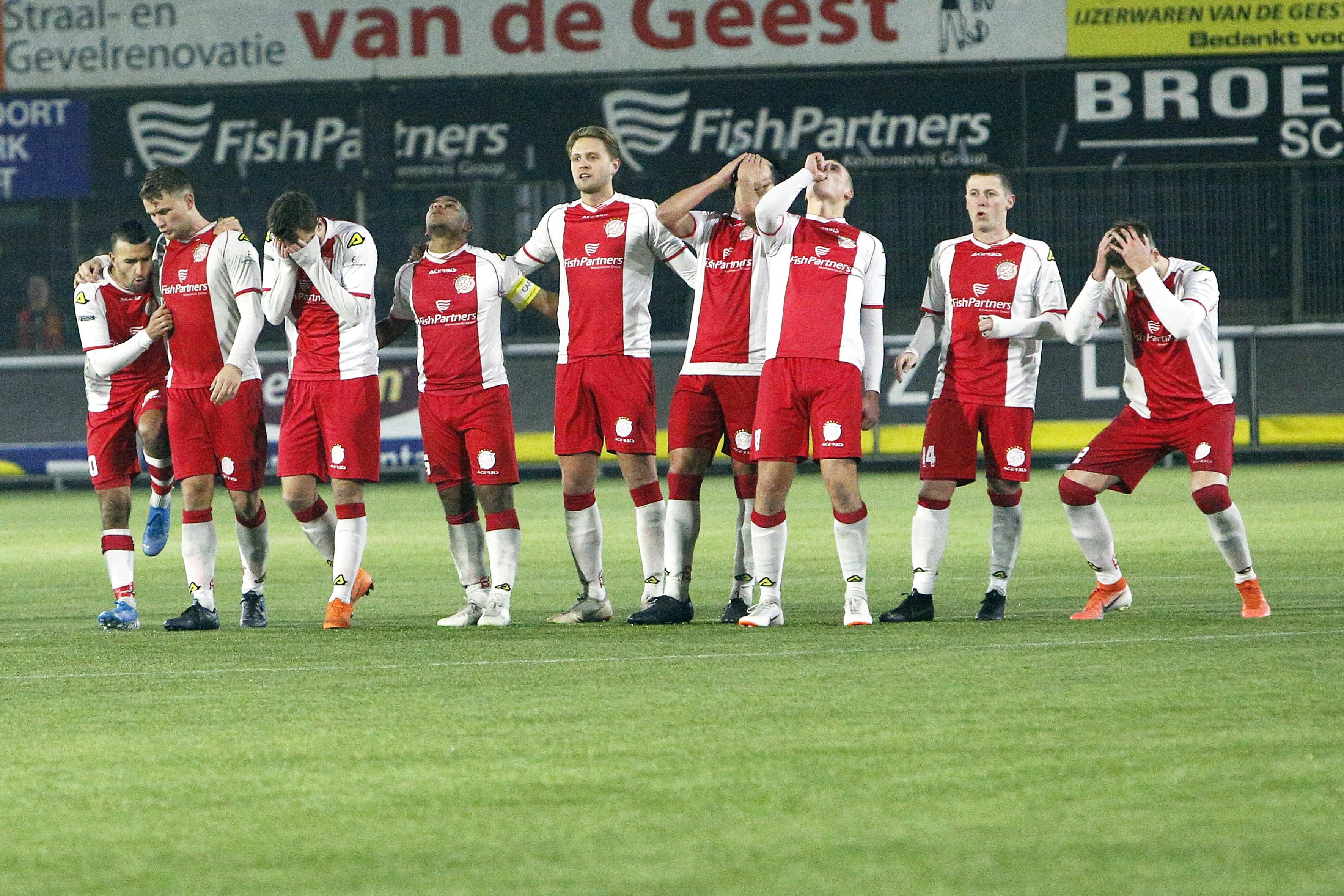 Begrip bij IJsselmeervogels voor besluit van voetbalbond om amateurclubs uit KNVB-beker te halen: 'Ze moeten toch eens een keer door'