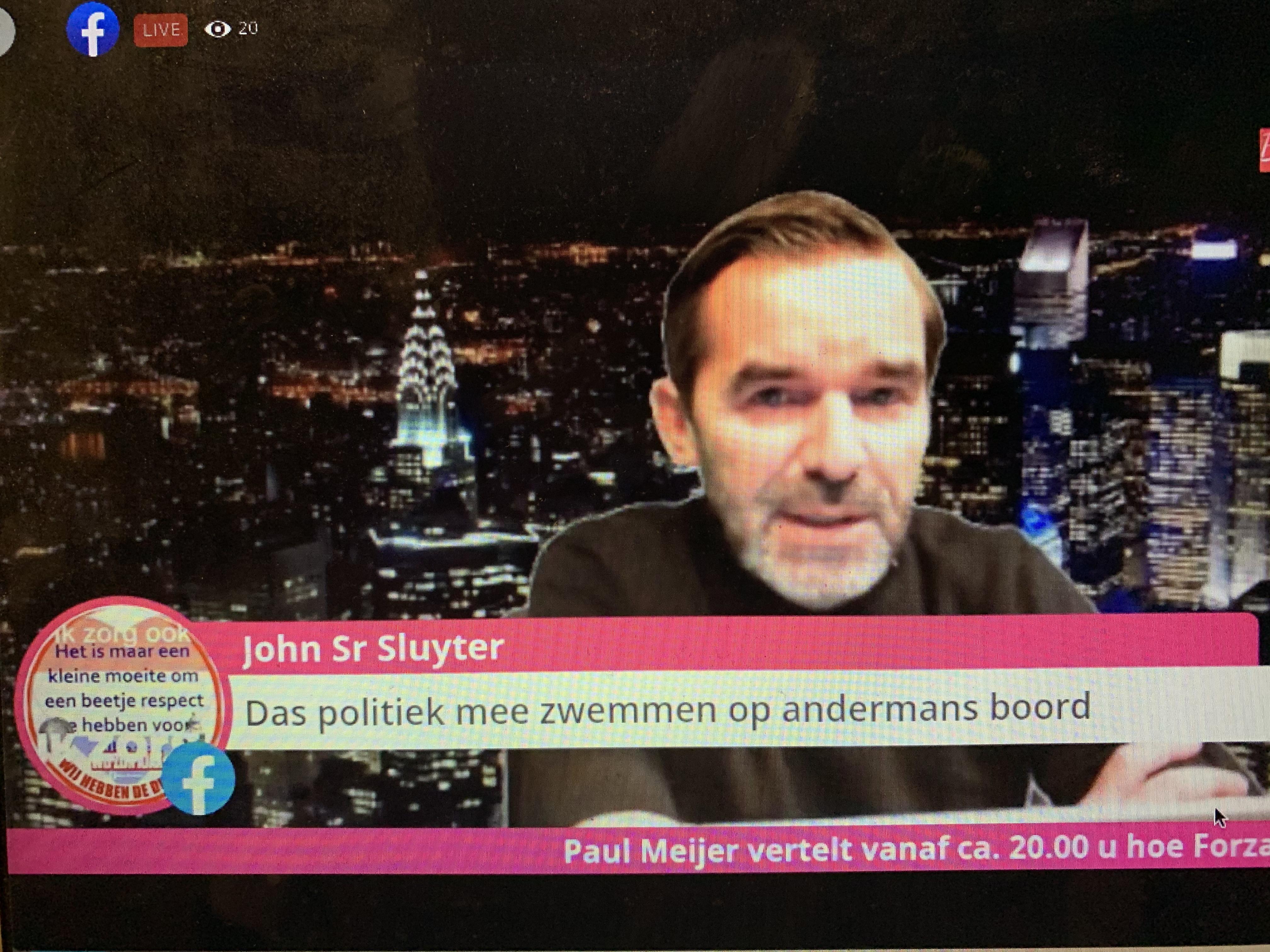 Oprichter Paul Meijer uit Forza gezet: 'Ik blijf raadslid, ik laat mijn 3100 kiezers niet in de steek' [video]