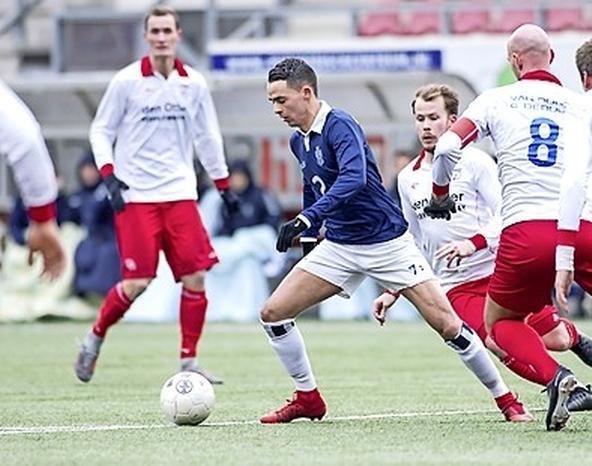 Voorbereiding Koninklijke HFC zal anders zijn dan anders, met 'Mister Telstar' Frank Korpershoek als assistent trainer op het veld