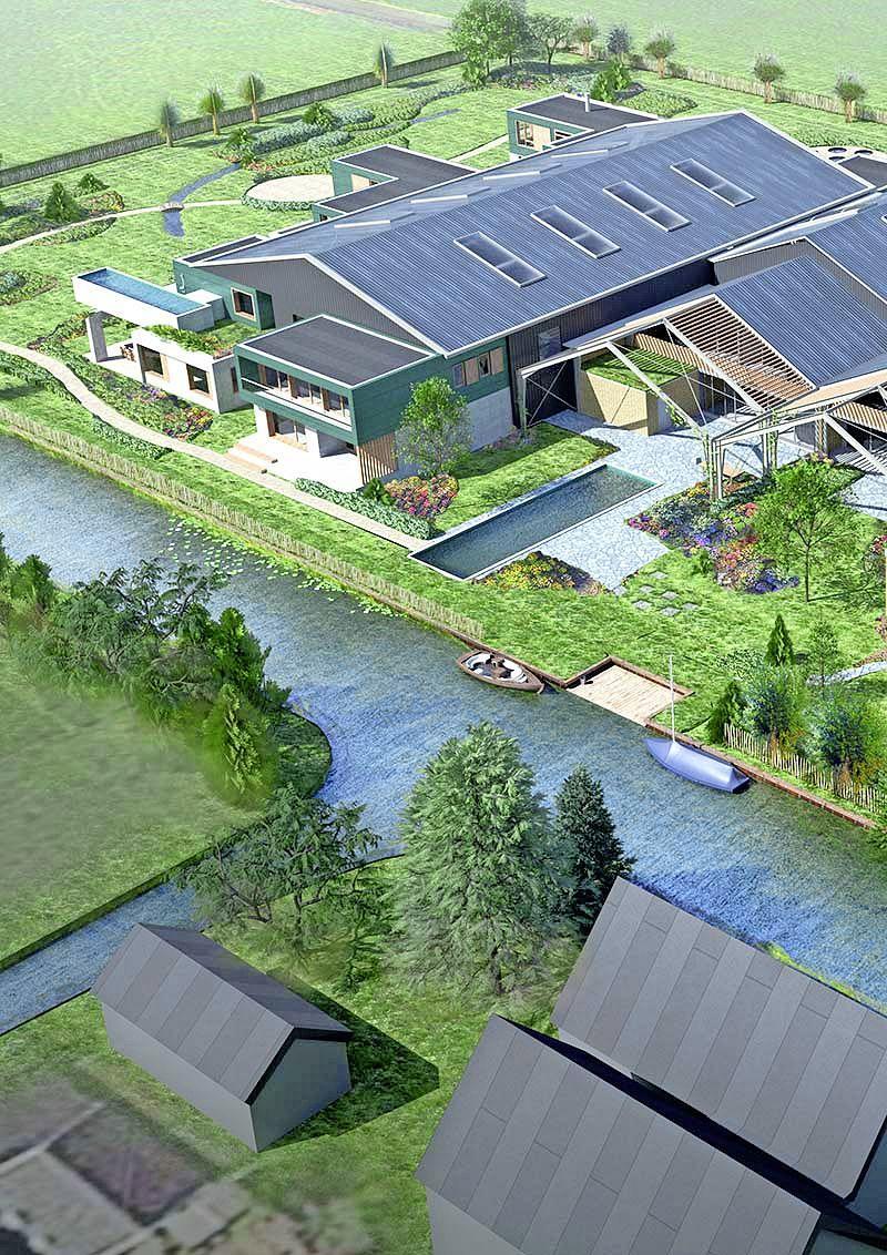 Koggenland omarmt 'generatiebestendig' wonen op de voormalige locatie Potveer in Avenhorn