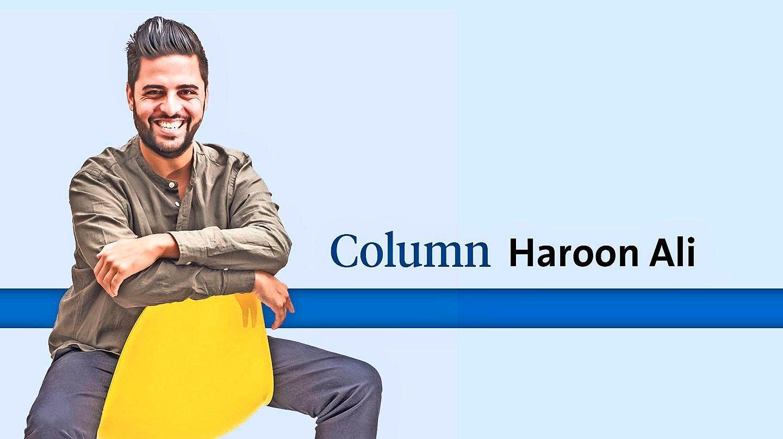 Als je haar maar goed zit | column Haroon Ali