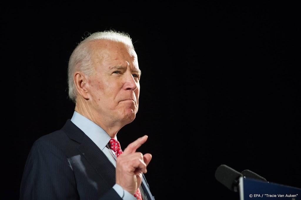 Presidentskandidaat Biden niet naar Milwaukee voor nominatie