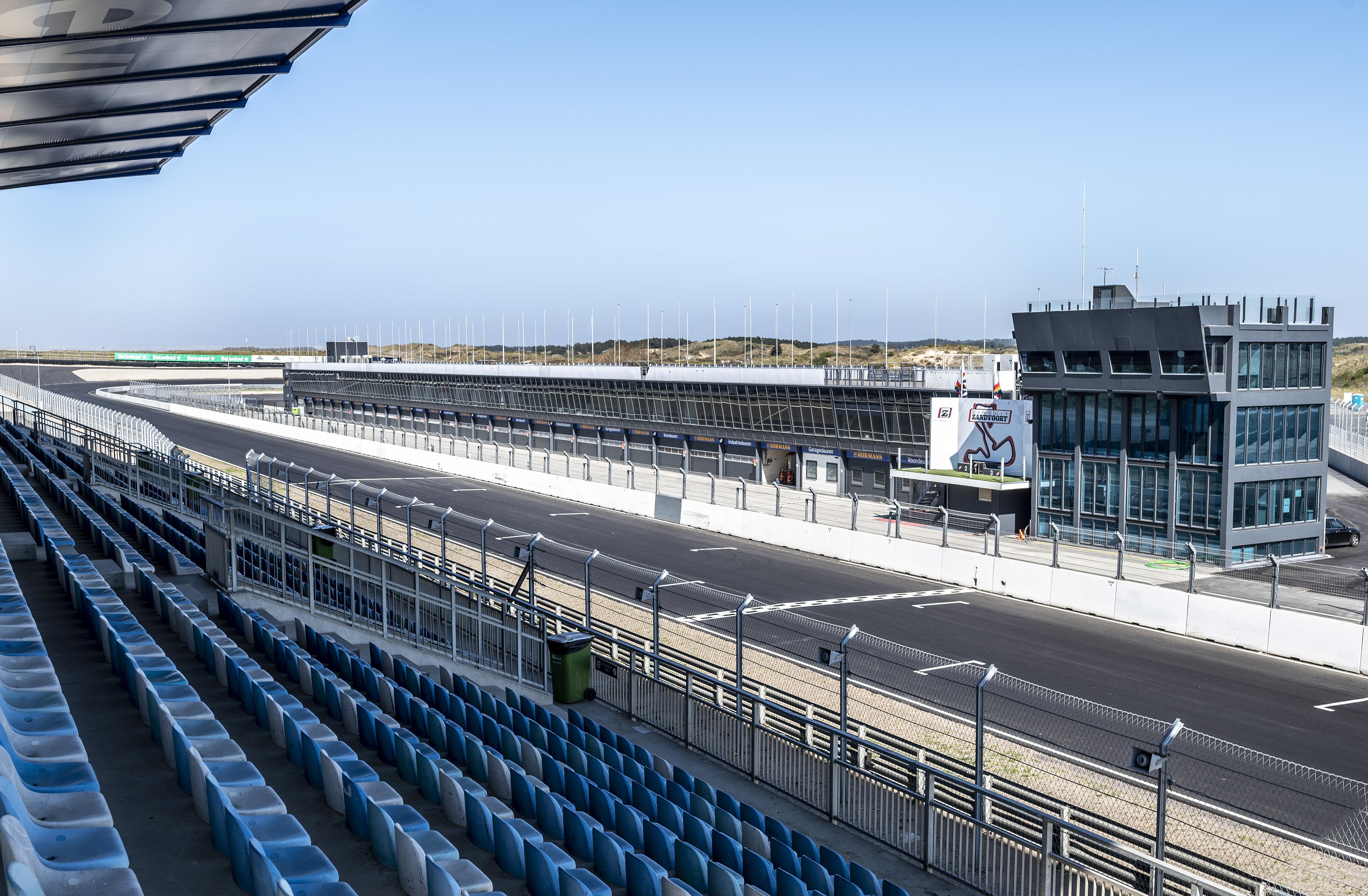 Grand Prix op Zandvoort redden topprioriteit Formule 1, waarschijnlijk wordt het een tv-race zonder publiek