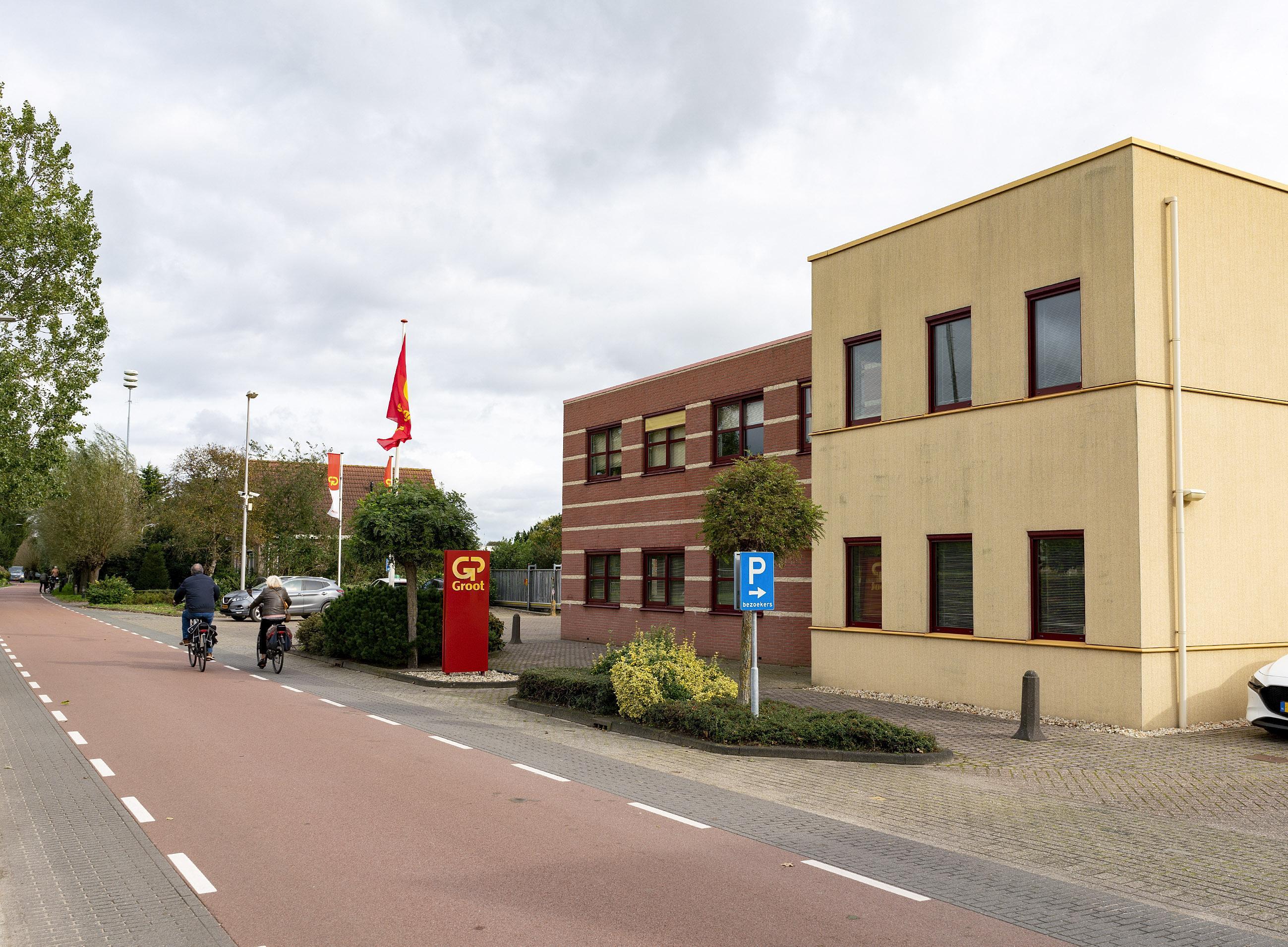GP Groot verlaat vertrouwde plek aan de Hoogeweg Limmen en Heiloo en wil er 45 woningen bouwen
