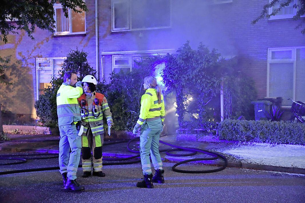 Woningbrand in Hilversum eist tweede slachtoffer: 49-jarige man bezweken aan verwondingen