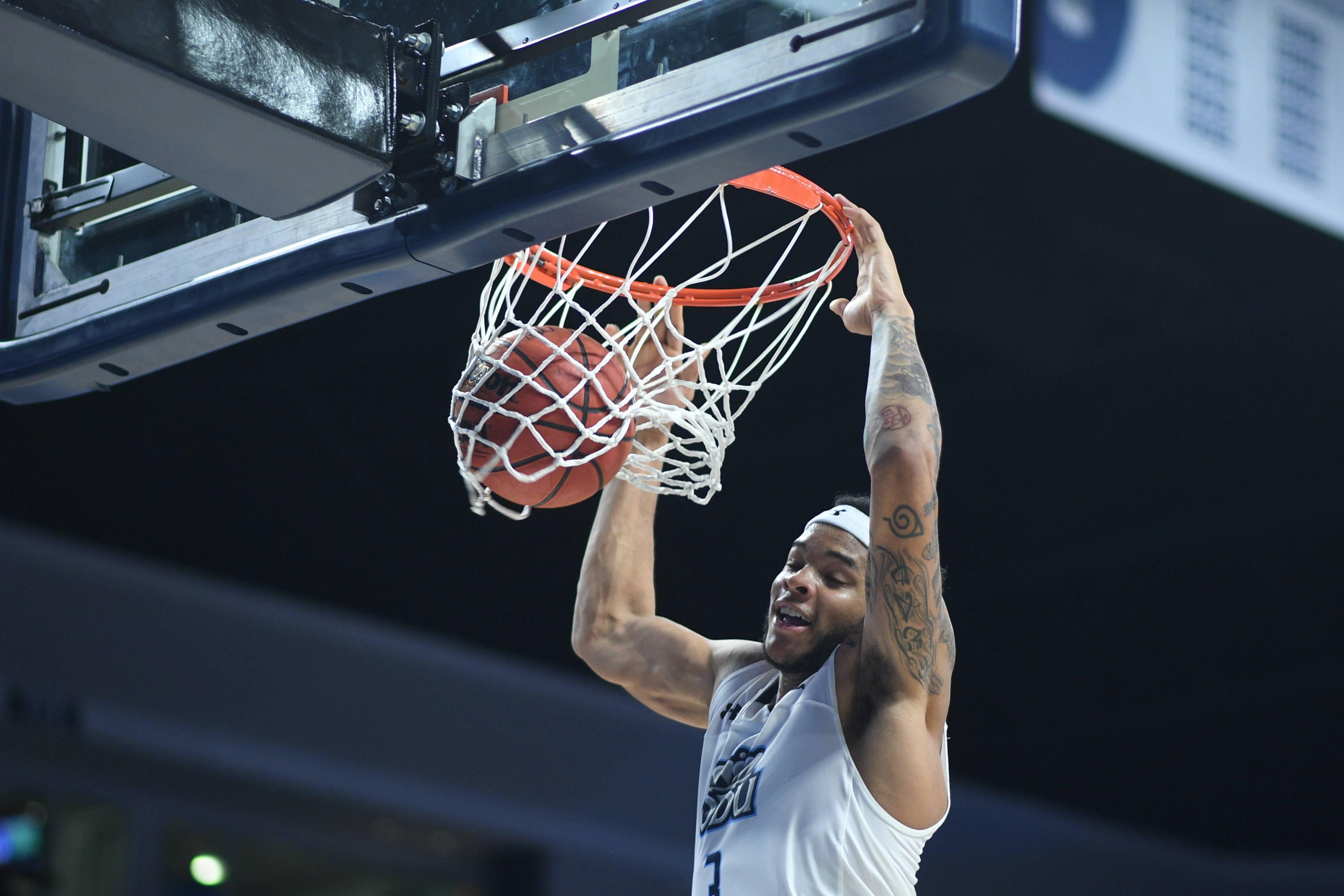 Nieuwe Amerikaanse aanwinst B.J. Stith komt uit een echte basketbalfamilie: 'Hij is zowel sterk als snel' [video]
