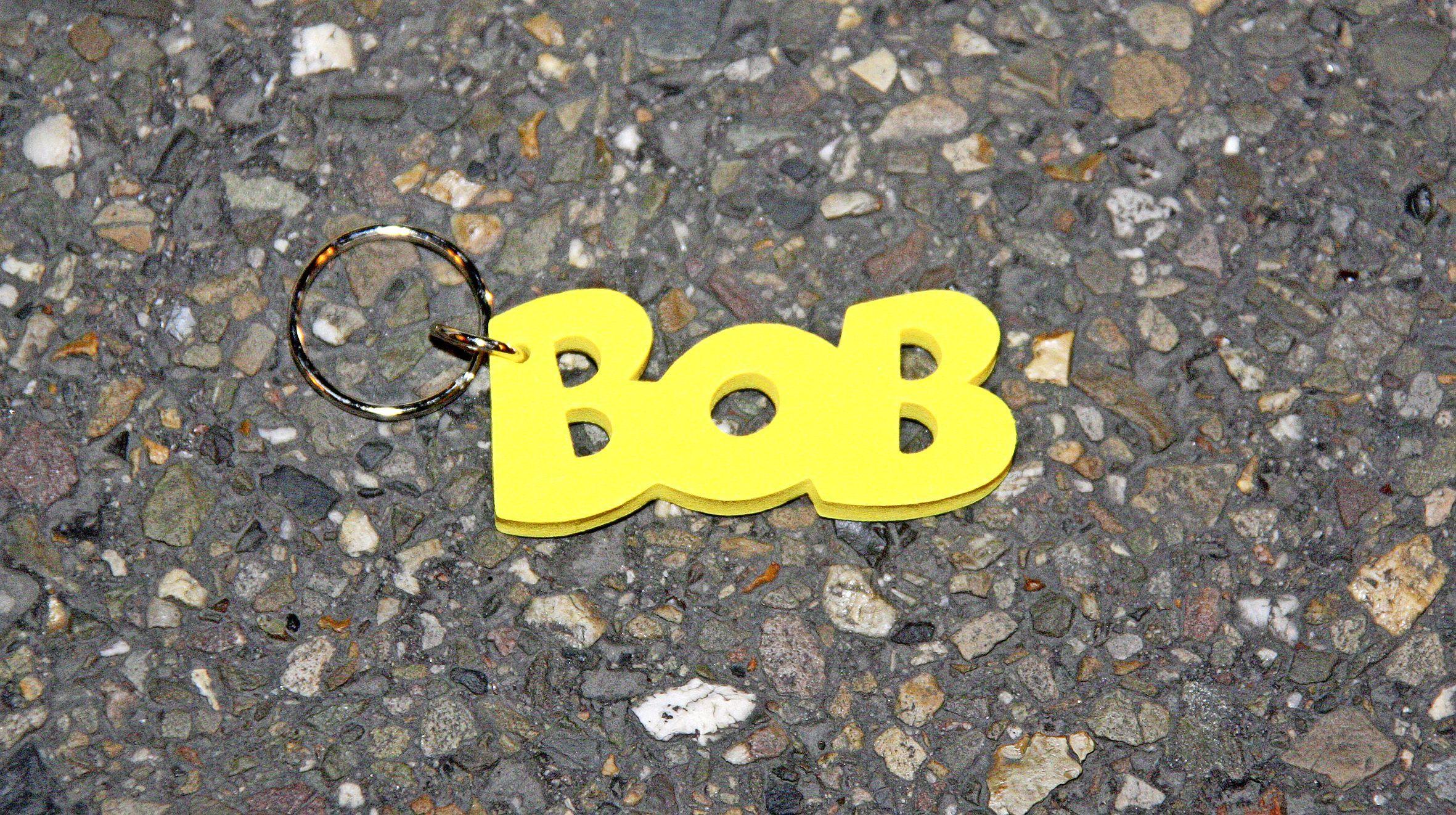Bob is twintig jaar jong