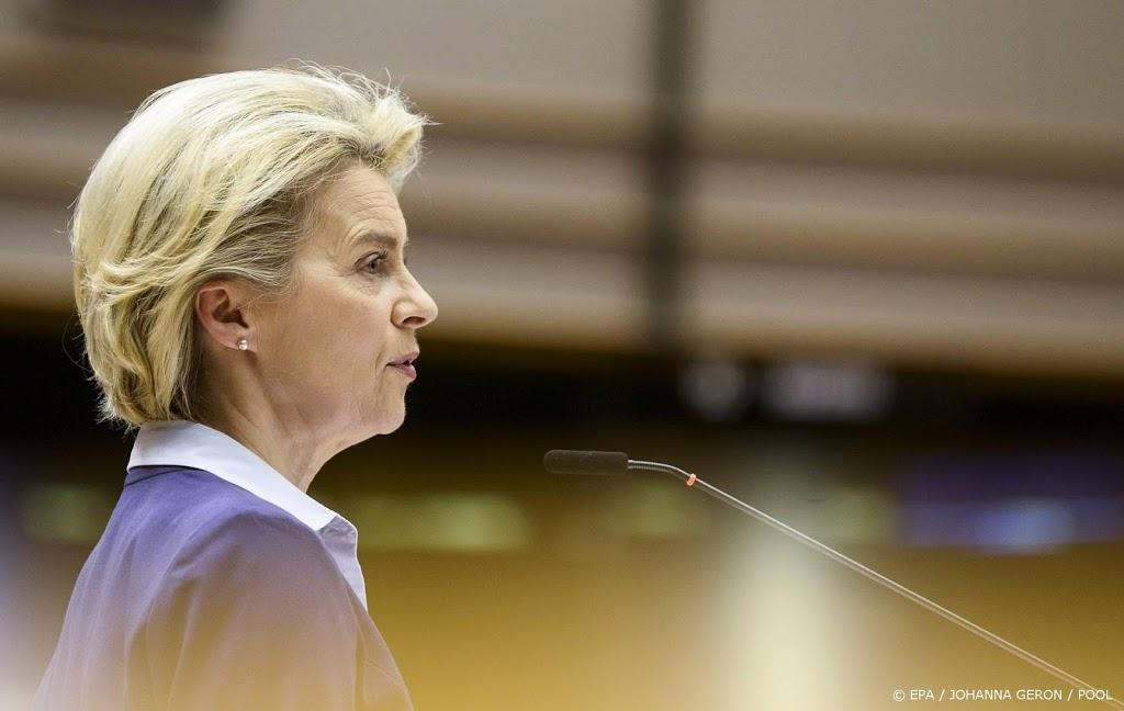 Europese Commissie ontkent dat zij VS om vaccins vroeg