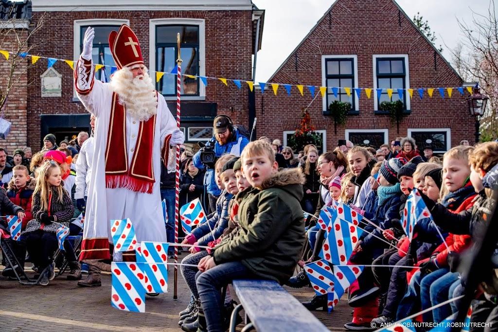 Landelijke Sinterklaasintocht gaat door zonder publiek