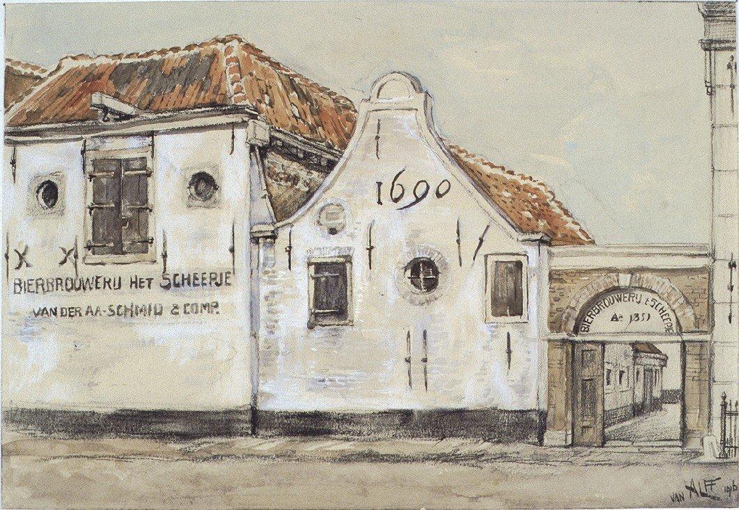 Haarlem telde in late 15e eeuw zeker 120 brouwerijen
