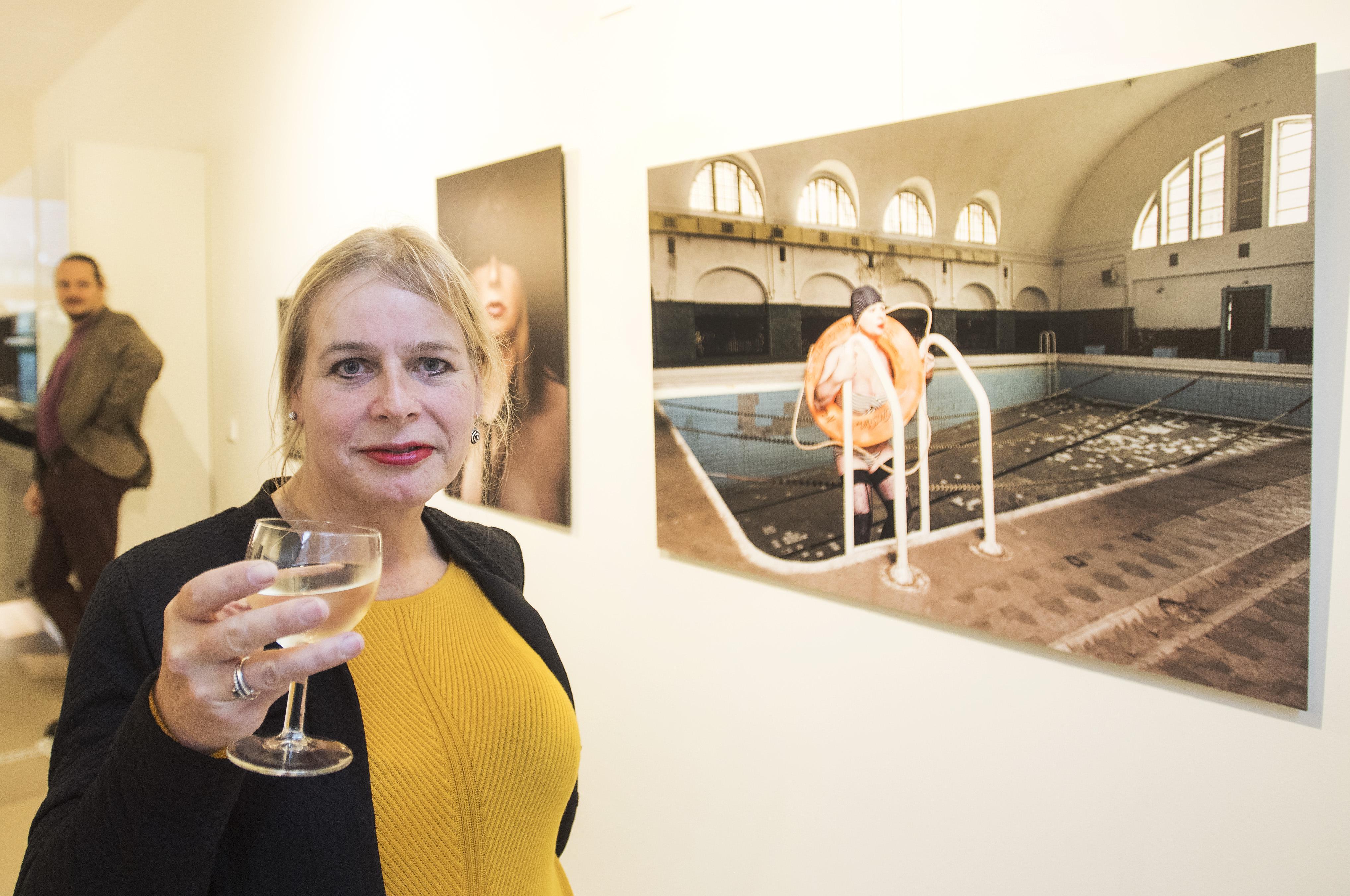 Jasmine de Vries: 'Expositie 'Hidden' laat zien wie ik ben'