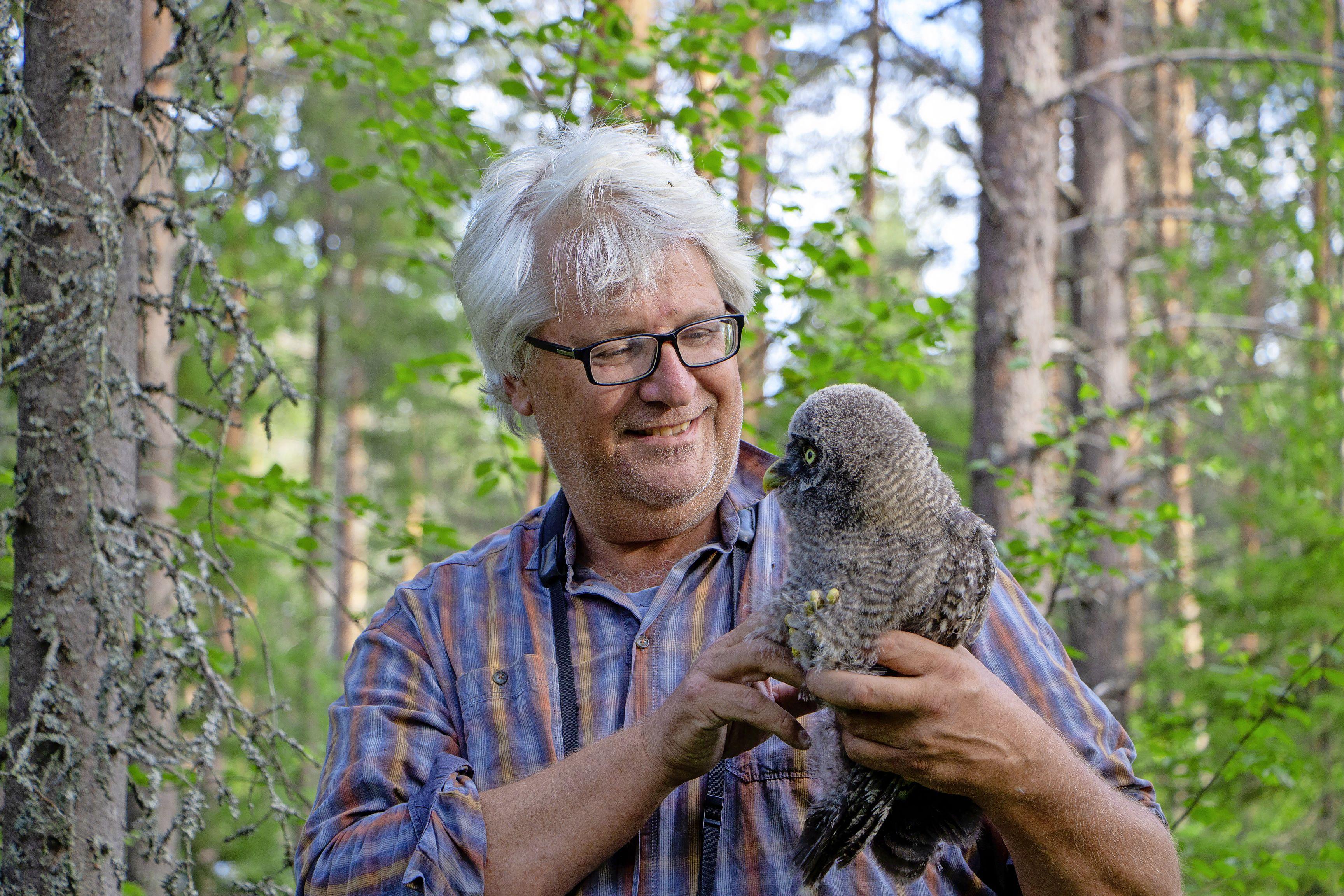Landbouwcrisis is af te wenden, als boeren 'weer gaan luisteren naar grutto en kiekendief', zegt vogelexpert Ben Koks