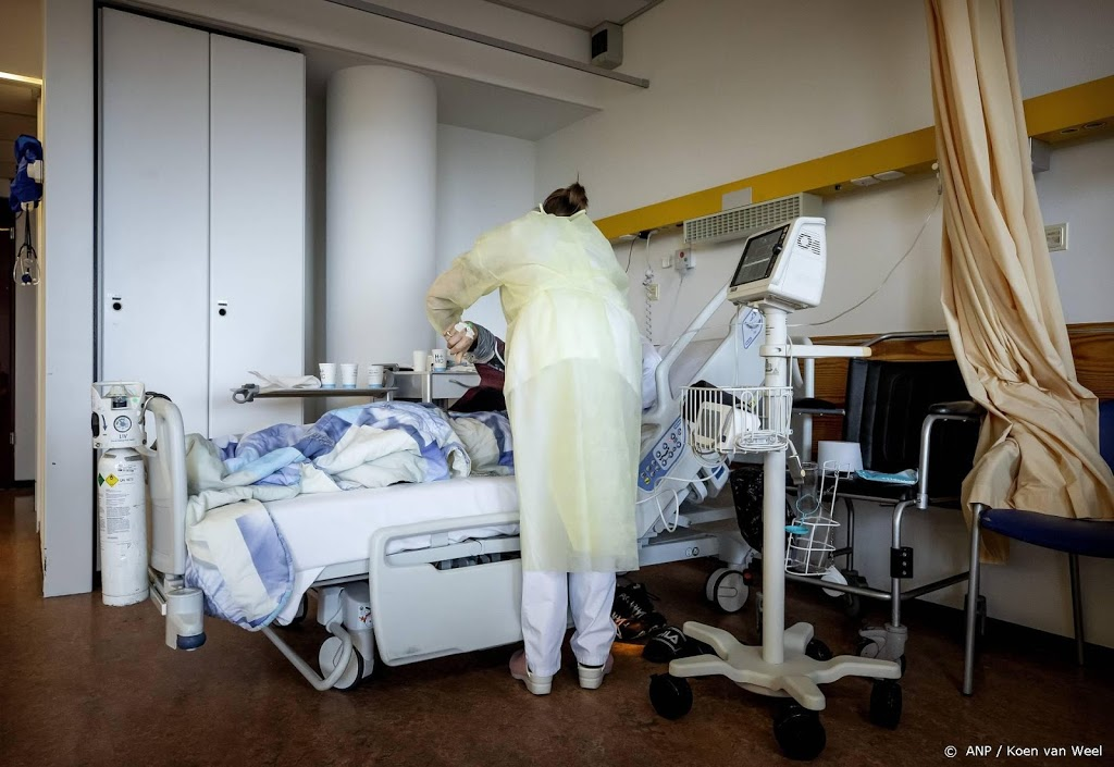 Aantal Covid-patiënten in ziekenhuizen blijft redelijk stabiel