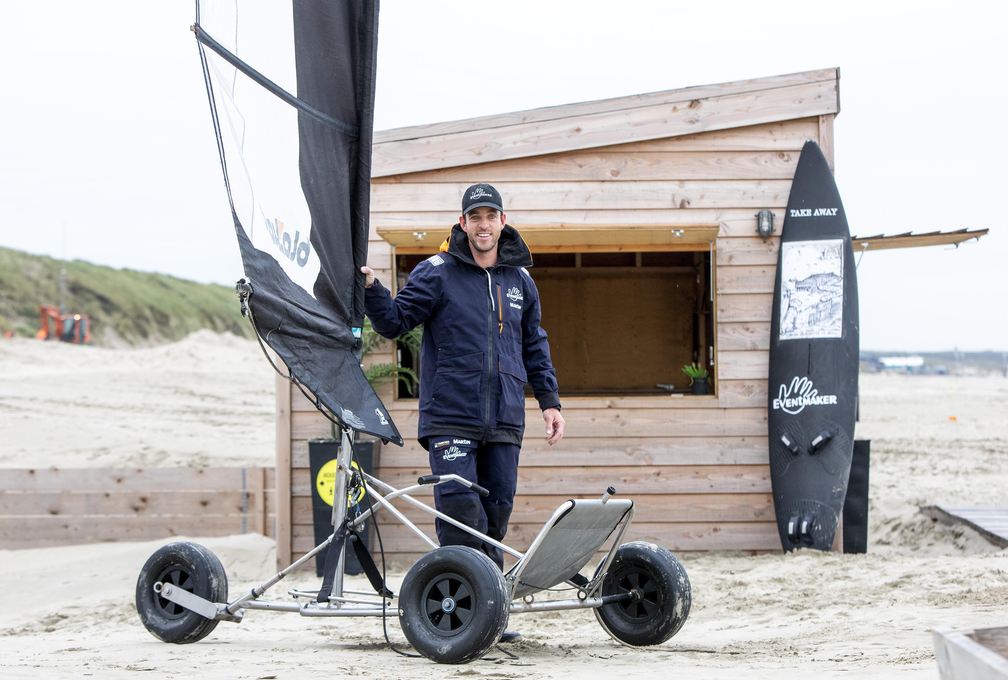 Tegenwind voor Eventmaker op IJmuiden aan Zee: Het grootste deel van onze activiteiten is weggevallen, dat scheelt tachtig procent van de omzet'