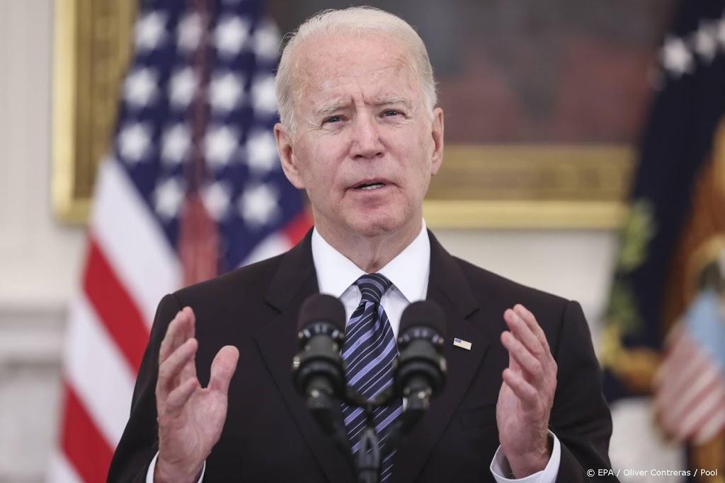Biden investeert fors in politie om vuurwapengeweld te bestrijden