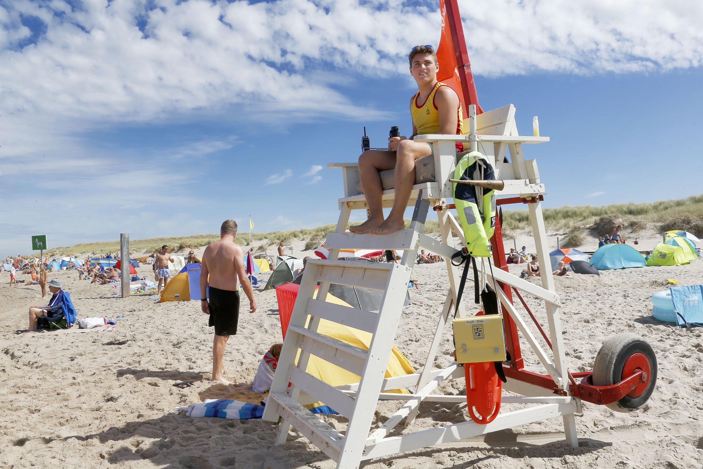 Met je vriendengroep levens redden: de strandwachten van Petten trekken al samen op sinds de basisschool