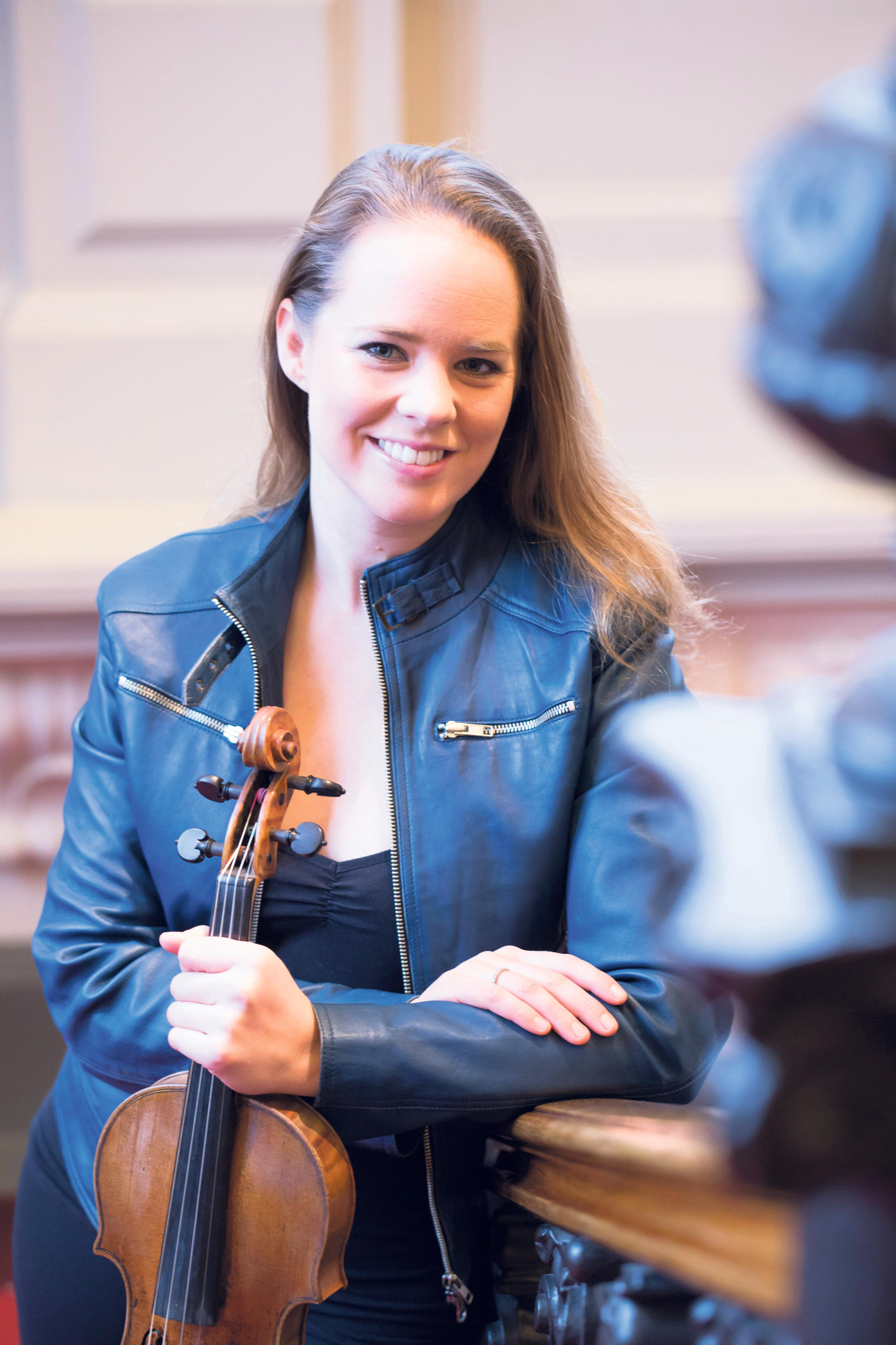 Sprankelende String Soloists bij Tapasconcert in Philharmonie