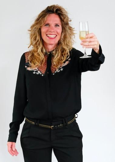 Niki Jacobs laat de somberheid achter zich | column
