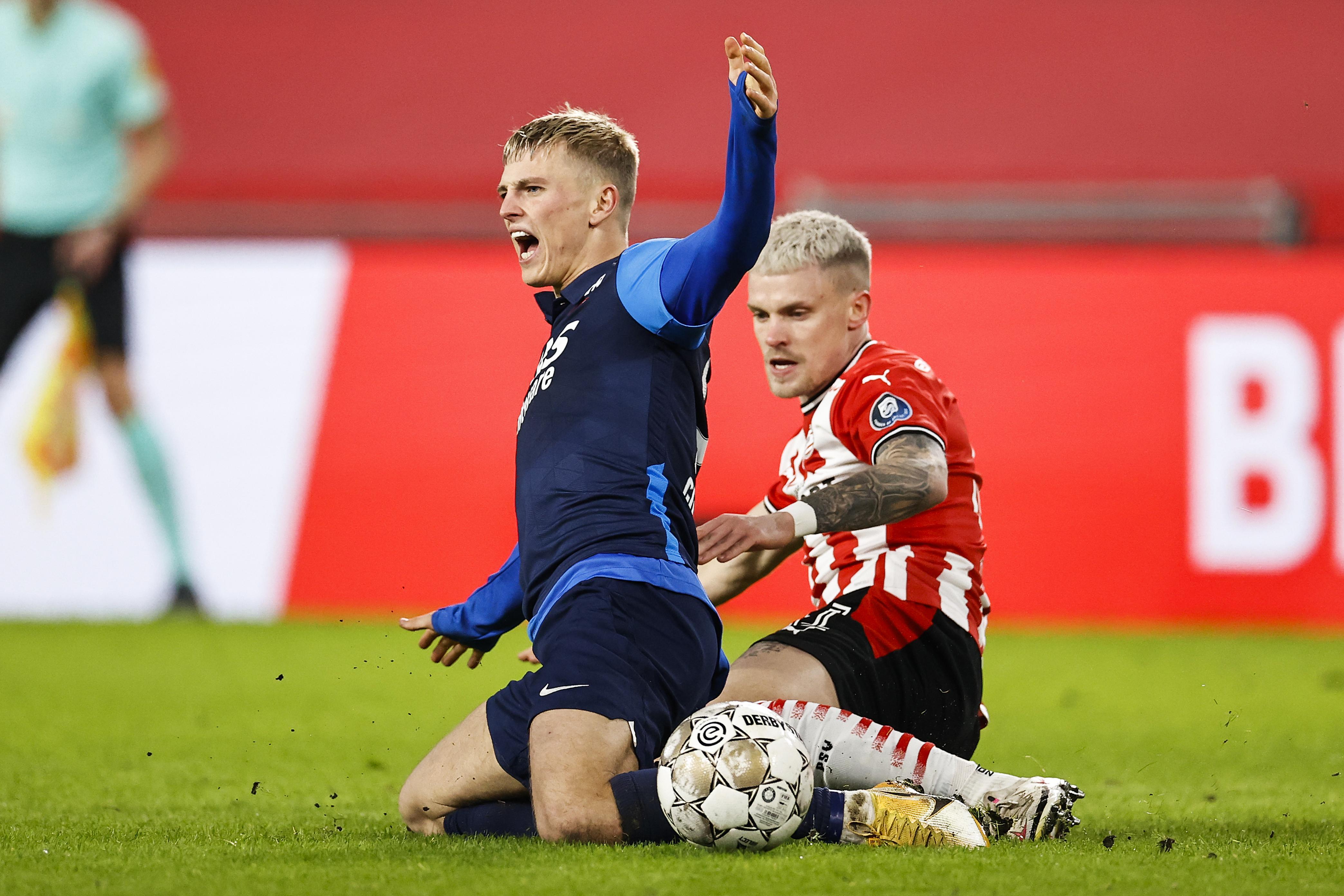 AZ zegt nee tegen een transfer van Gudmundsson in januari nu Druijf vertrokken is