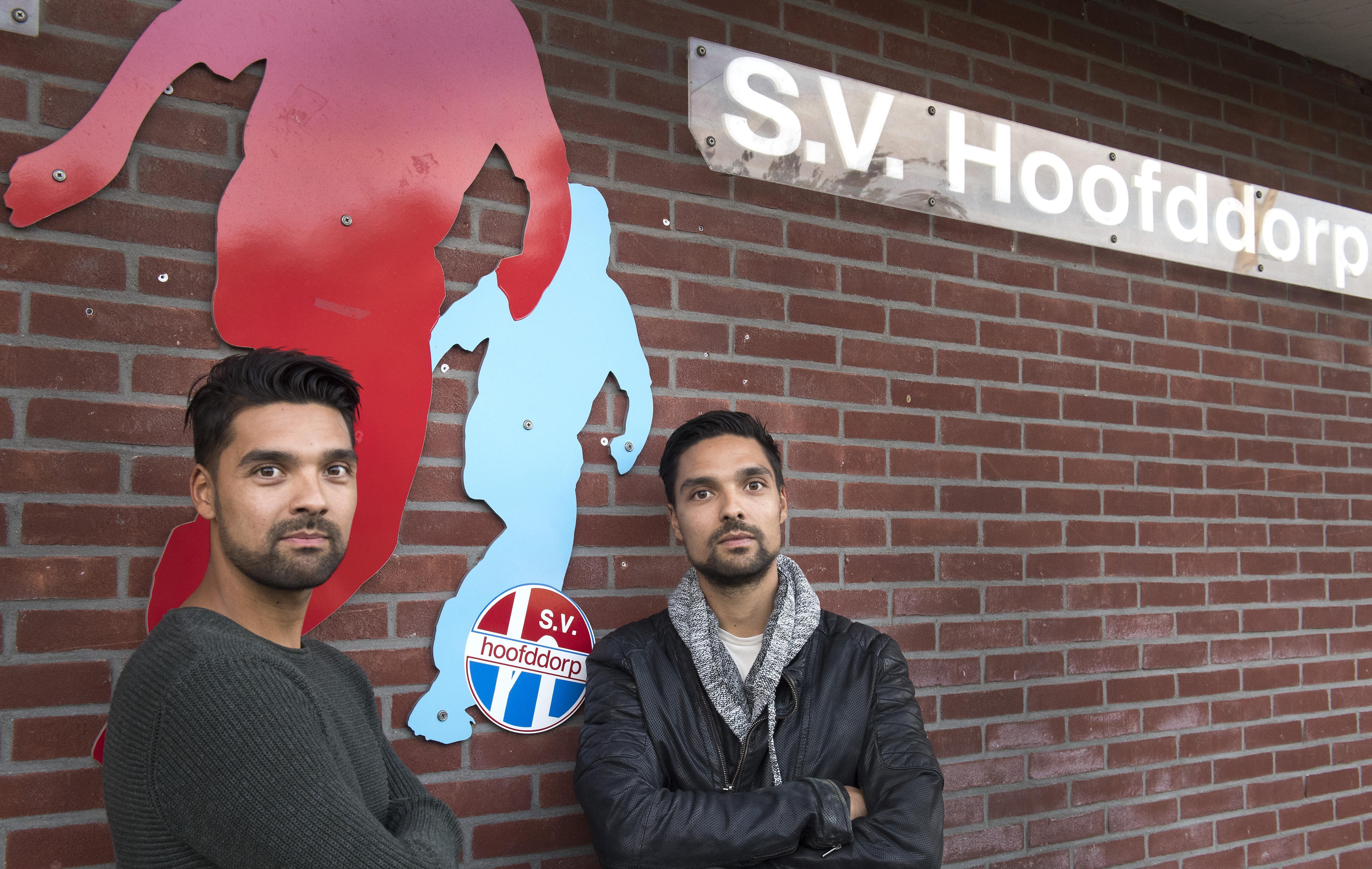 De Partosoebroto's herenigd bij SV Hoofddorp