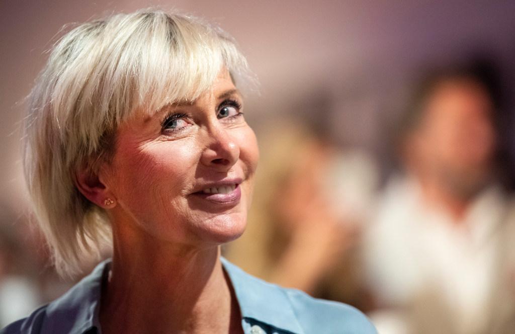 Monique des Bouvrie: 'Ik voel Jans energie nog elke dag'
