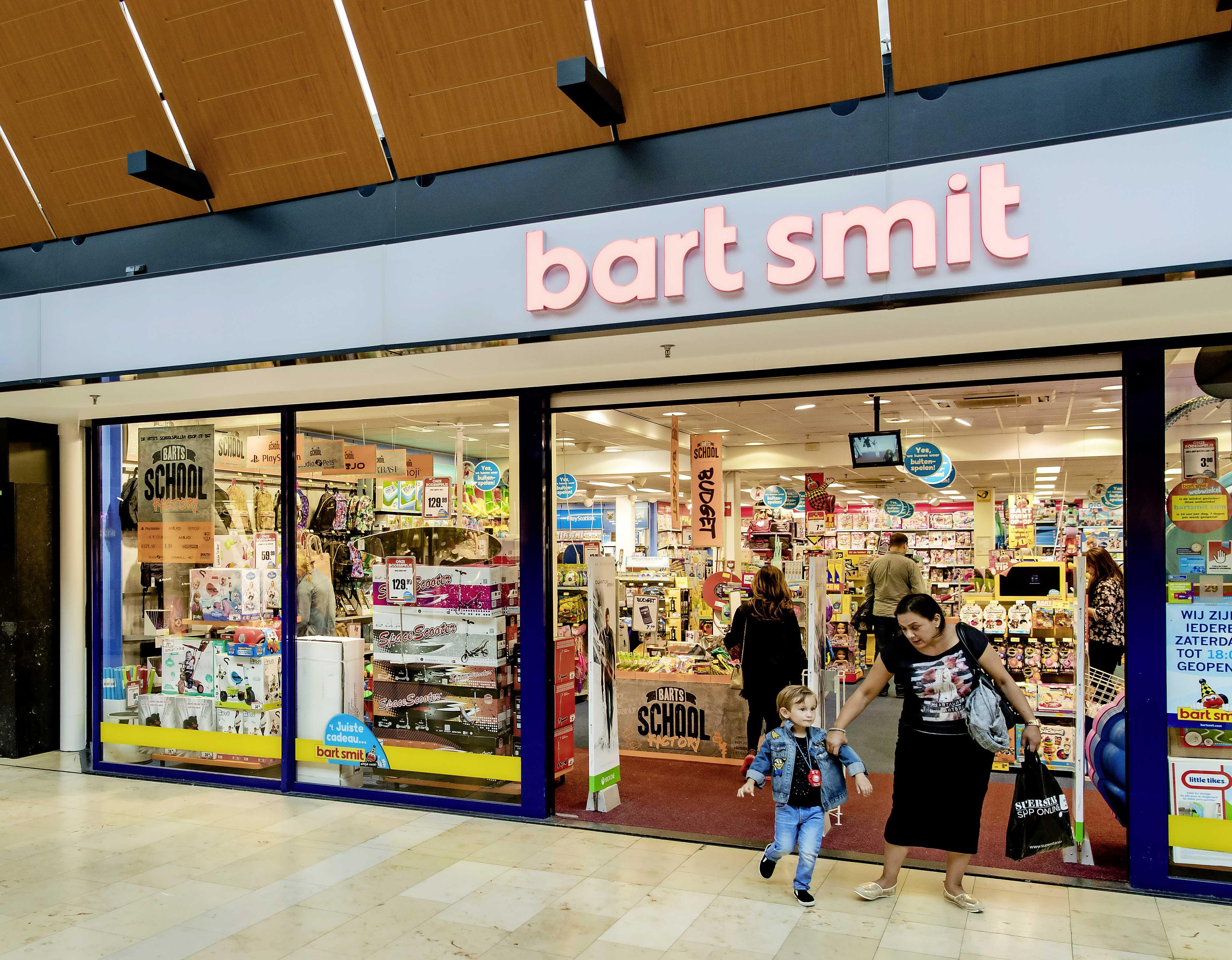 Maxi Toys Koopt Bart Smit België Financieel Telegraafnl