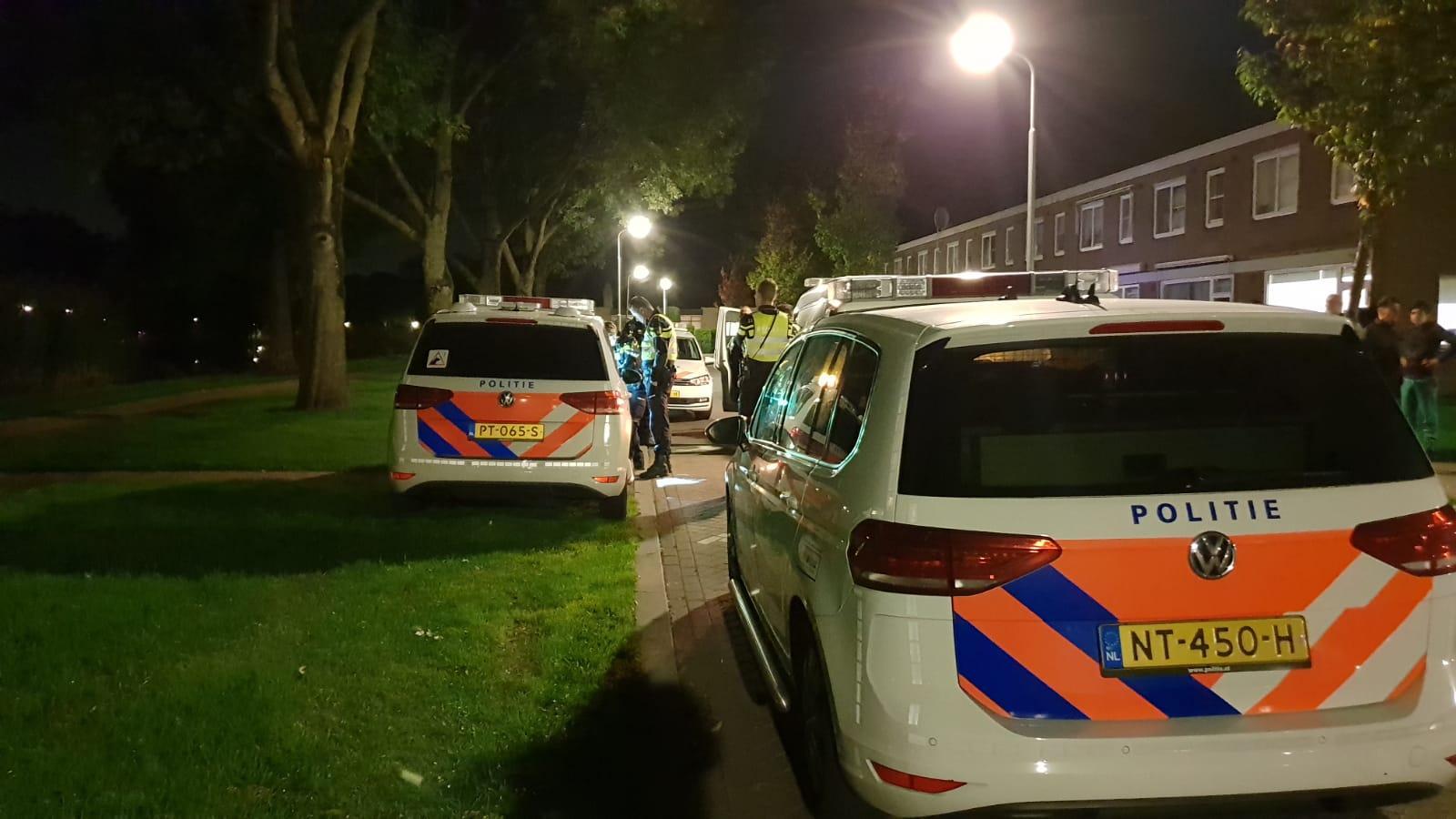 Arrestaties na mishandeling in Zaandam