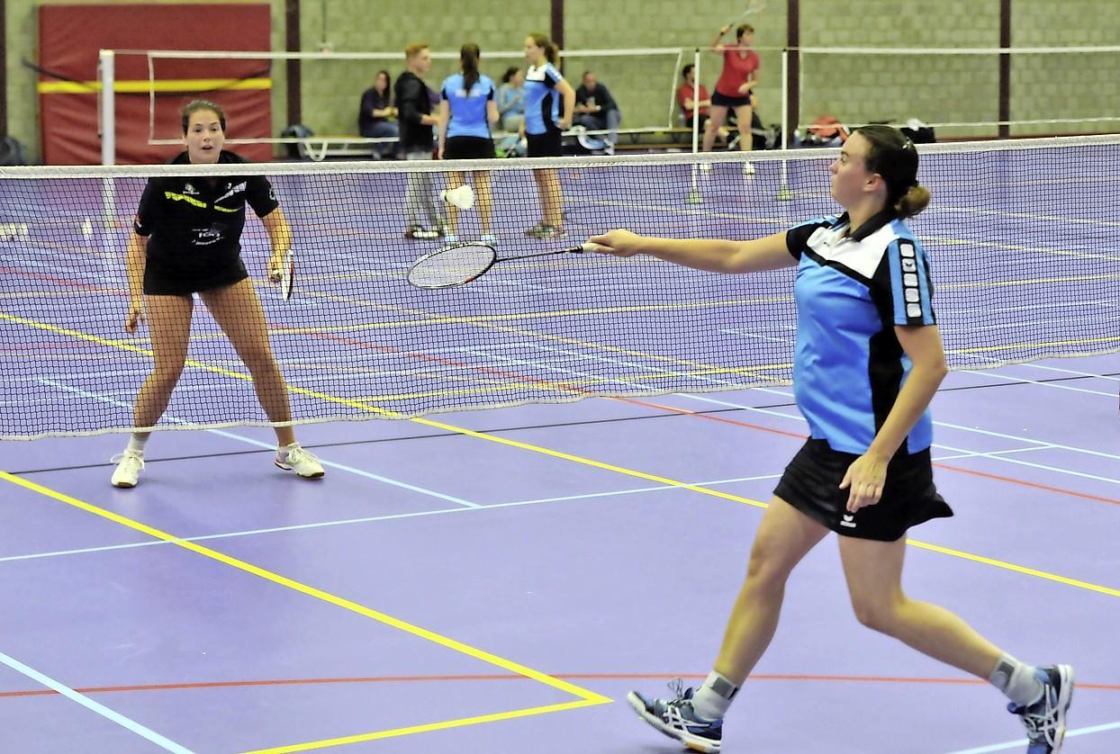 Badmintonners HHW'69 stabiel in de derde divisie