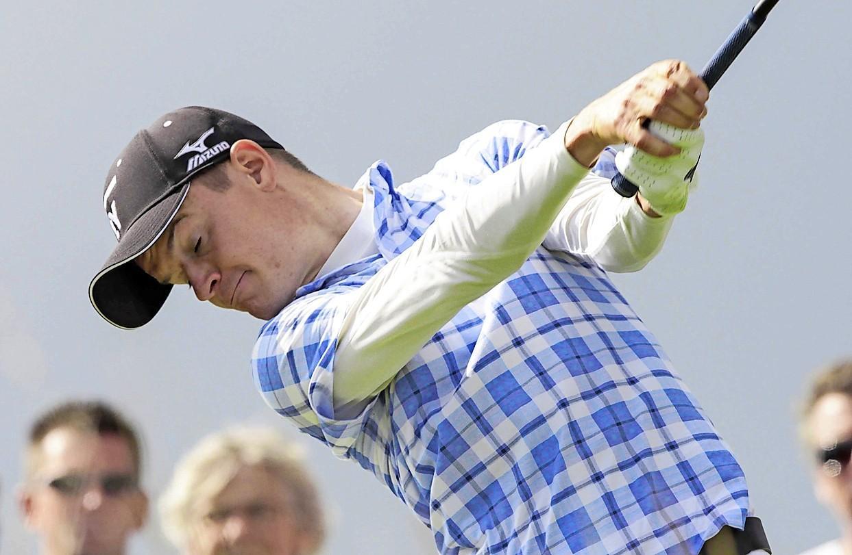 Golfer Daan Huizing heeft 'nóg een klapper' nodig