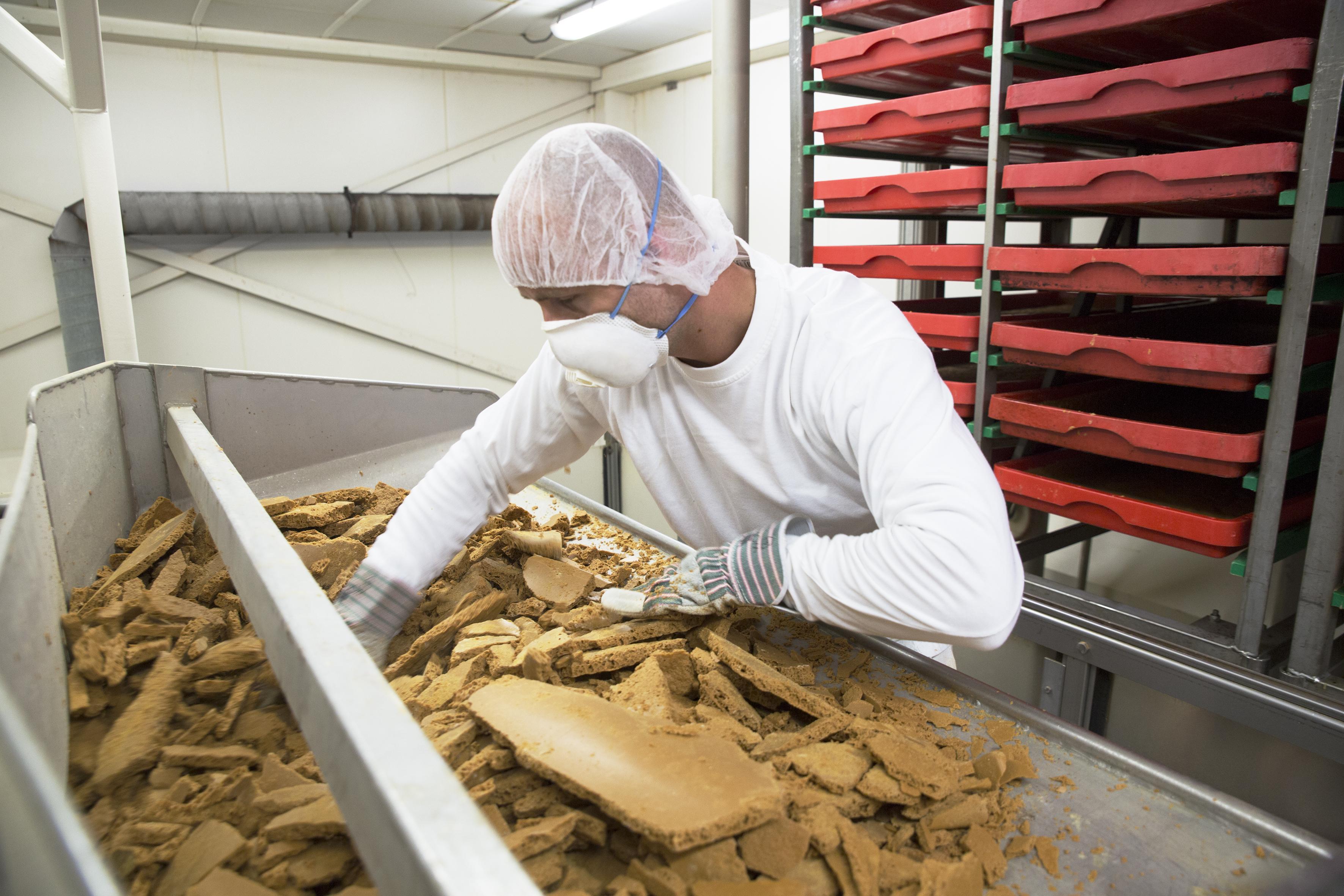 Vleessmaak zonder een dier te doden: Exter in Zaandam is wereldleider in vegansector. 'Wanneer je maïs kookt en het mengt met ingrediënten, krijg je de smaak van kip'