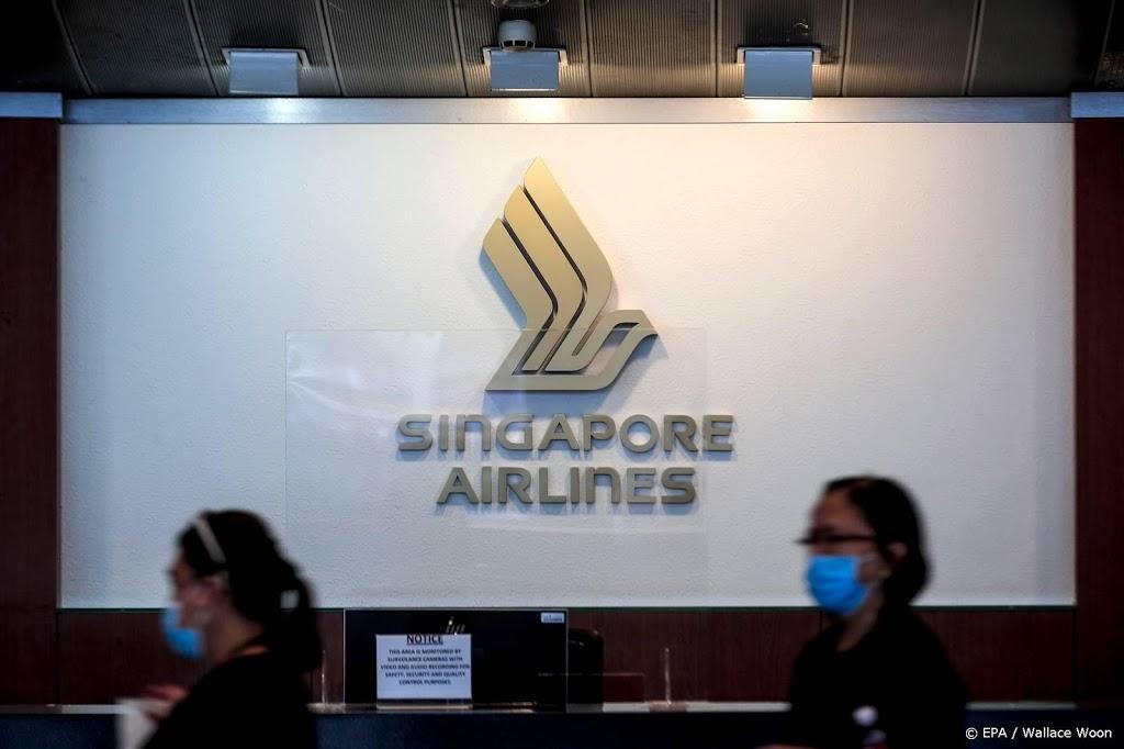 Singapore Airlines stopt met vluchten naar 'nergens'