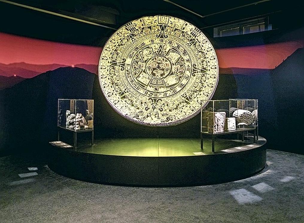 Museum Volkenkunde belicht de cultuur van de Azteken: 'De zonnesteen is hun Nachtwacht'
