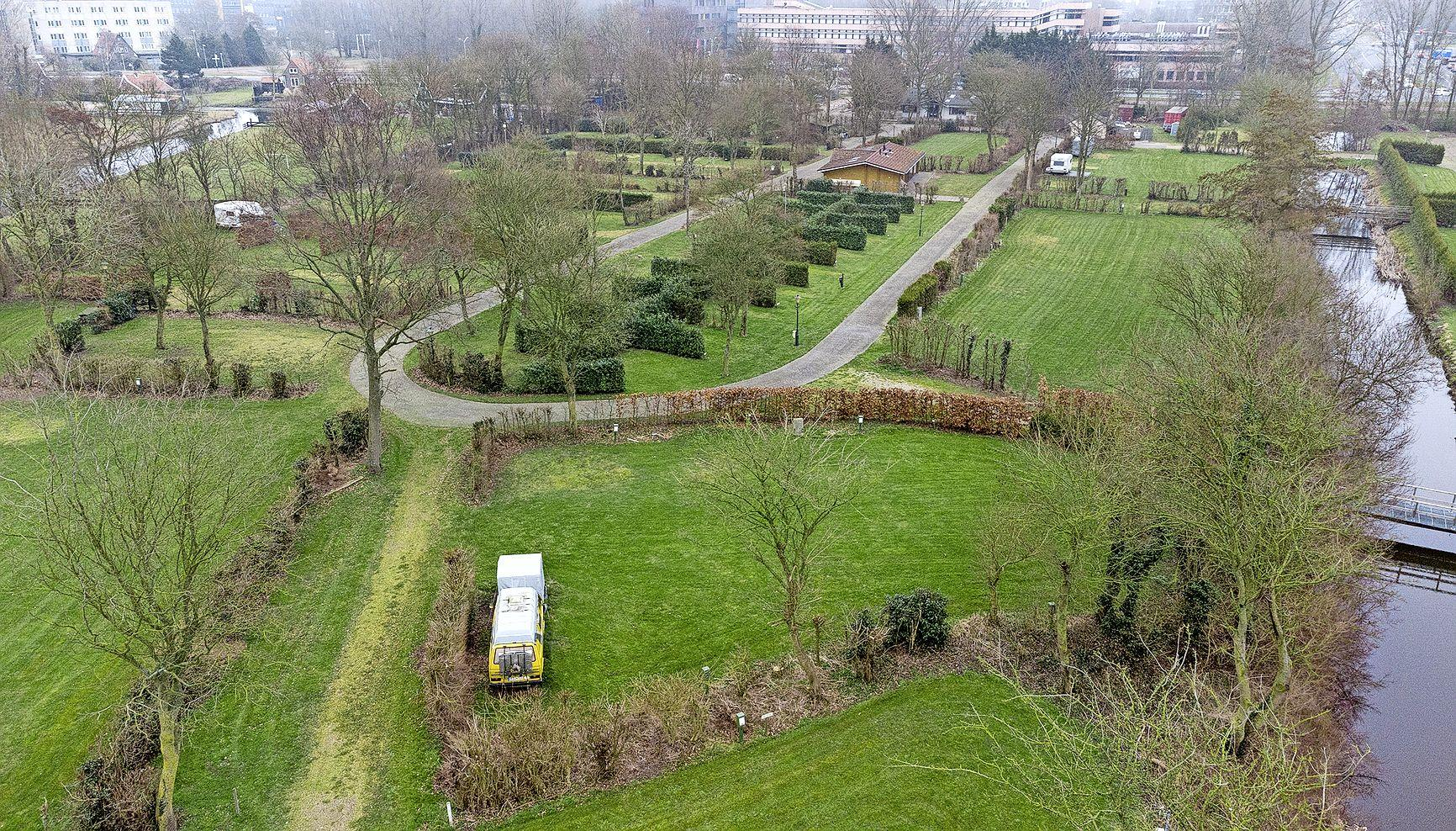 Als de gemeente niet snel iets doet, staat Camping Alkmaar vanaf volgende week te koop en verdwijnt het grootste camperpark van Nederland