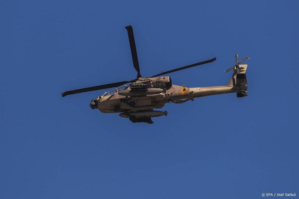Israël stuurt versterkingen naar grens Gazastrook