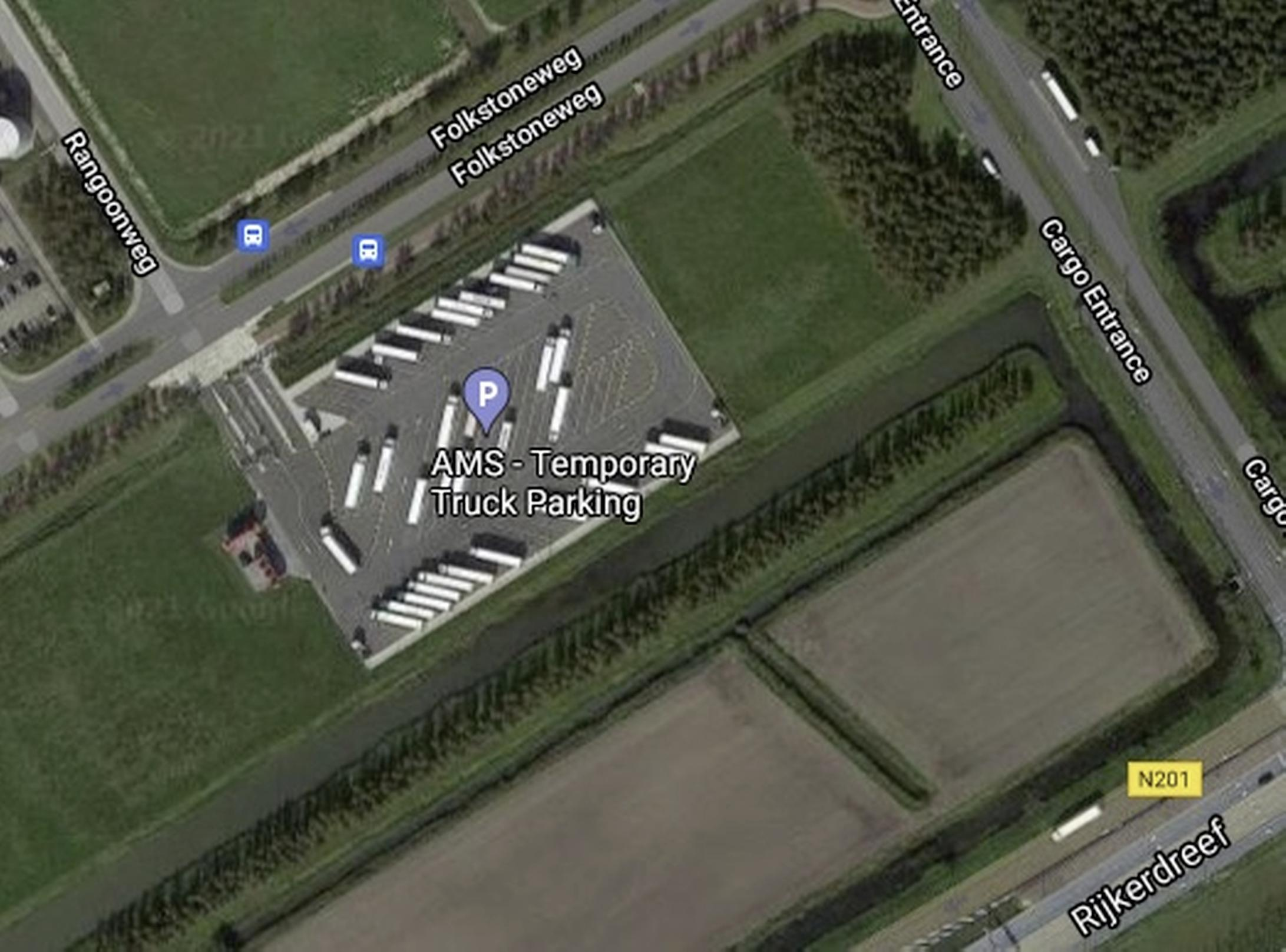 Besluit over parkeren vrachtwagens in Haarlemmermeer werd in 1999 niet gepubliceerd, de regels uit 1988 gelden anno 2021 nog steeds
