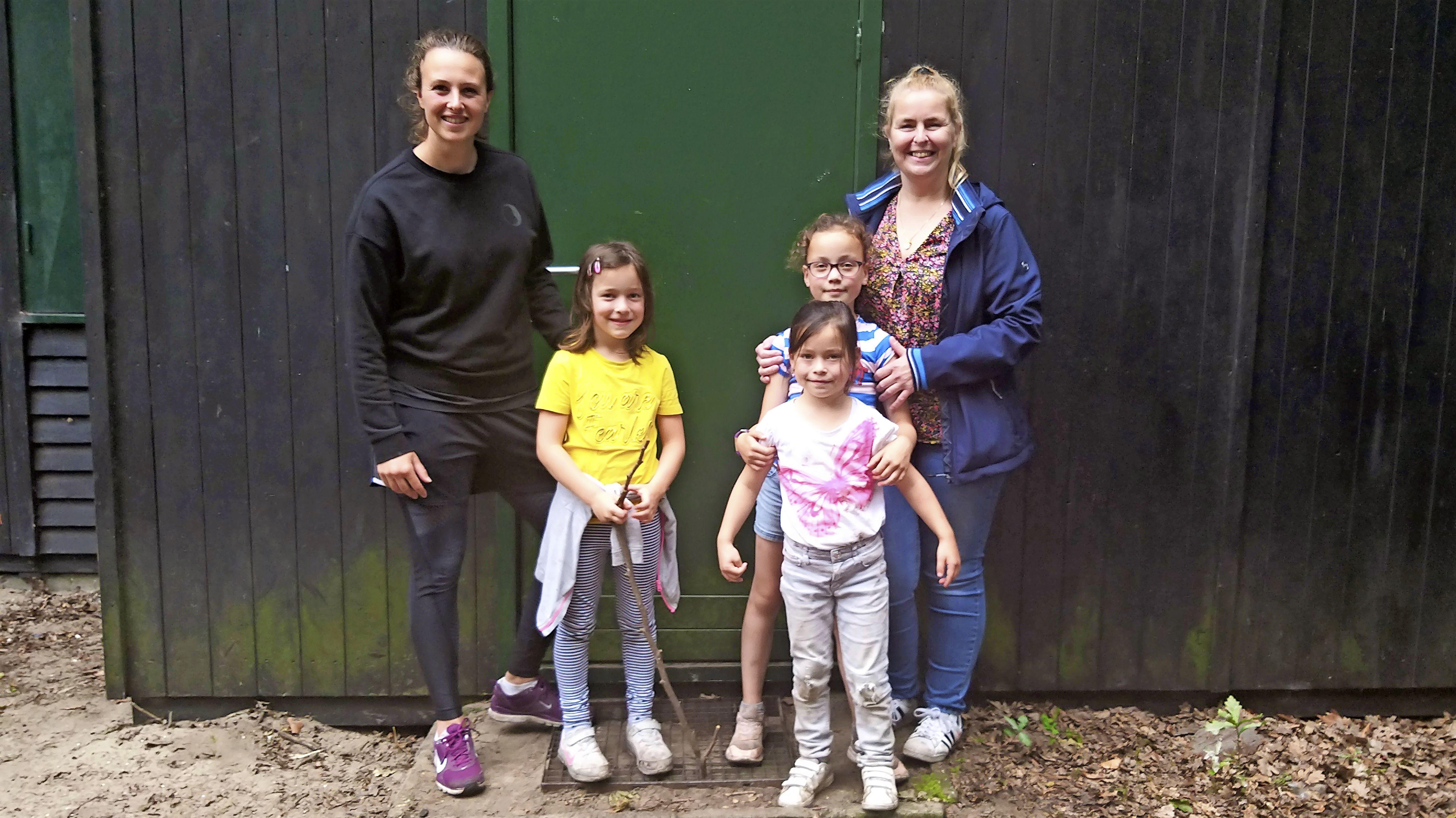 Logeren in het bos bij Wiawaha in Velsen-Zuid 'het uitje van het jaar' voor bso 't Kwakersnest
