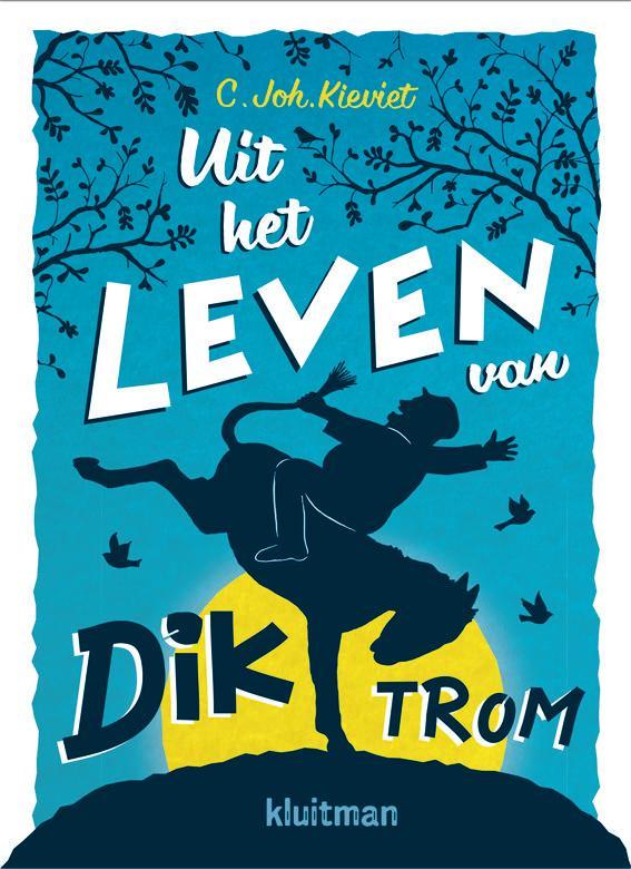 Dik Trom promoot kinderboekenmarkt op Zaanse Schans