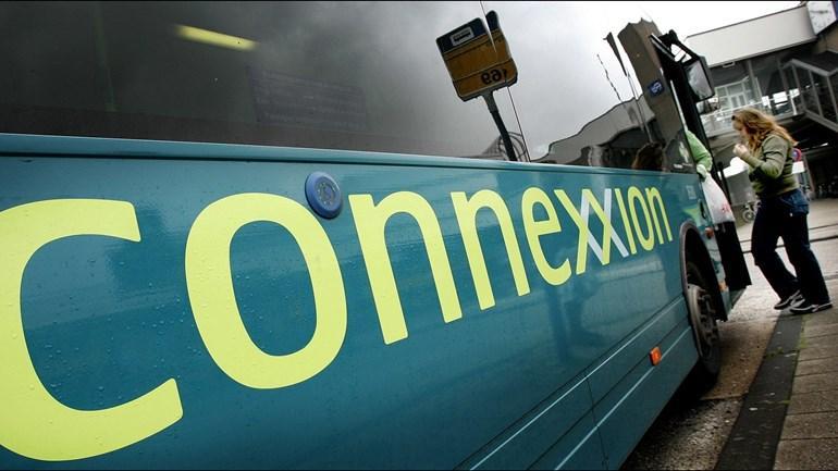 Connexxion heeft bussen aangepast: passagiers mogen weer vanaf maandag weer via de voordeur instappen
