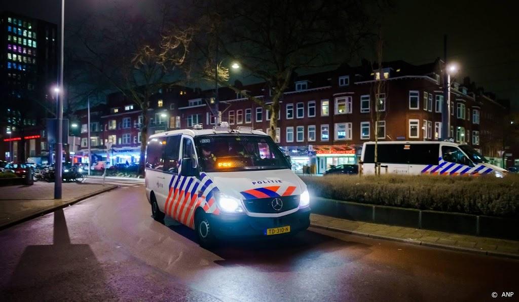 Politie verricht aanhoudingen om opruiing