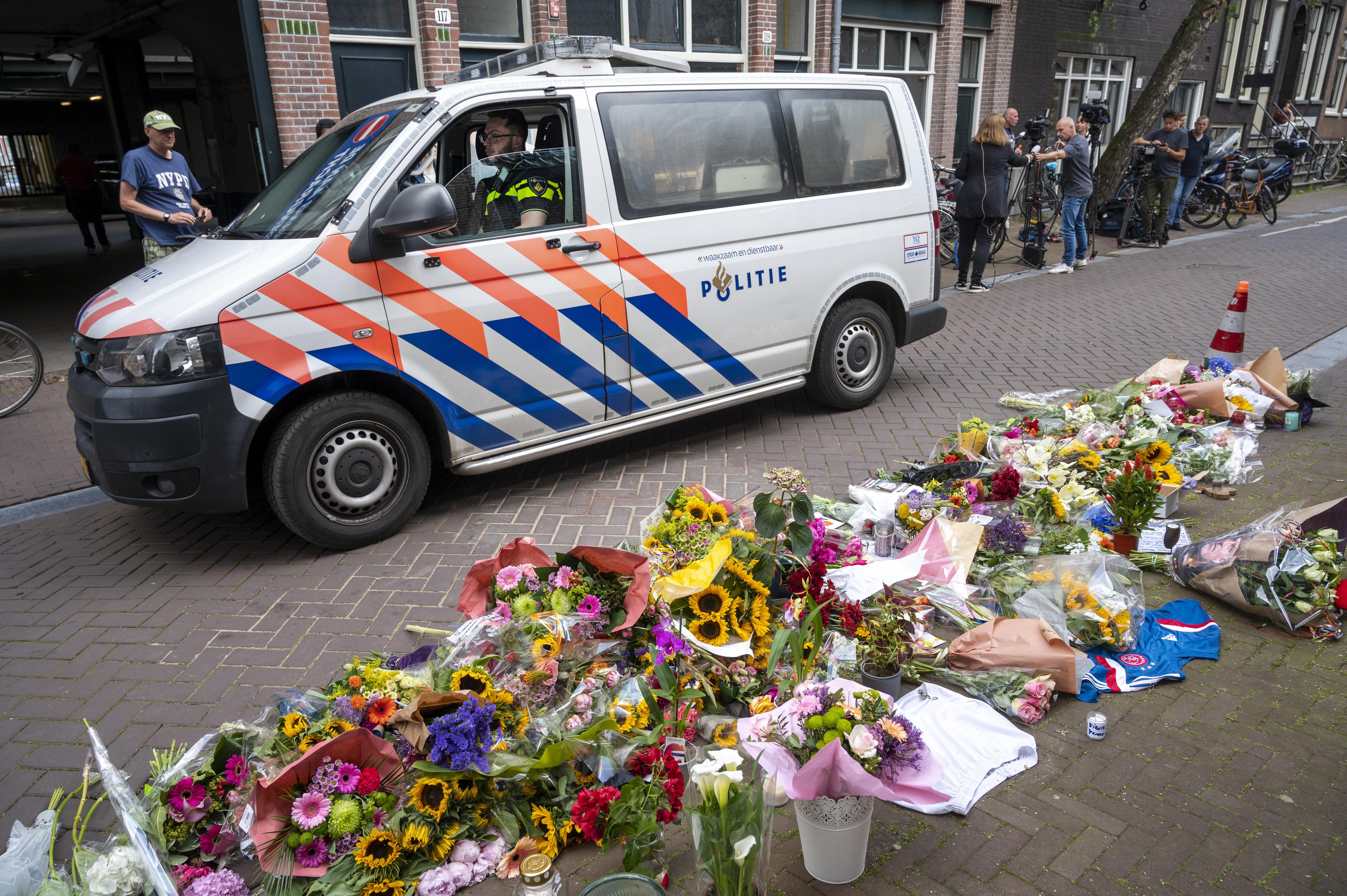 'Tweede verdachte van aanslag Peter R. de Vries is Delano G. (21)'