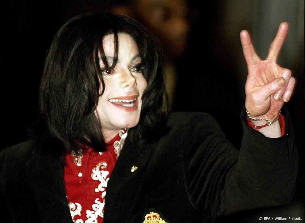 Michael Jackson blijft topverdiener onder overleden sterren