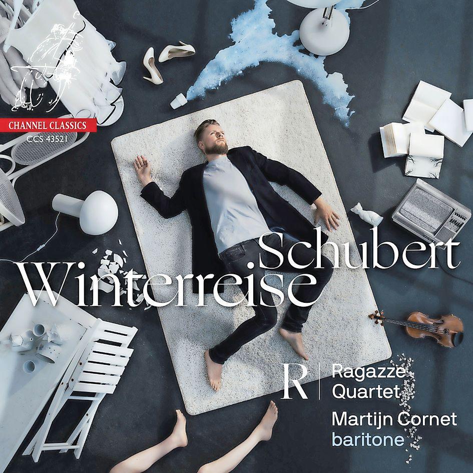 Ragazze Quartet en Martijn Cornet brengen heiligdom van de liedkunst tot leven